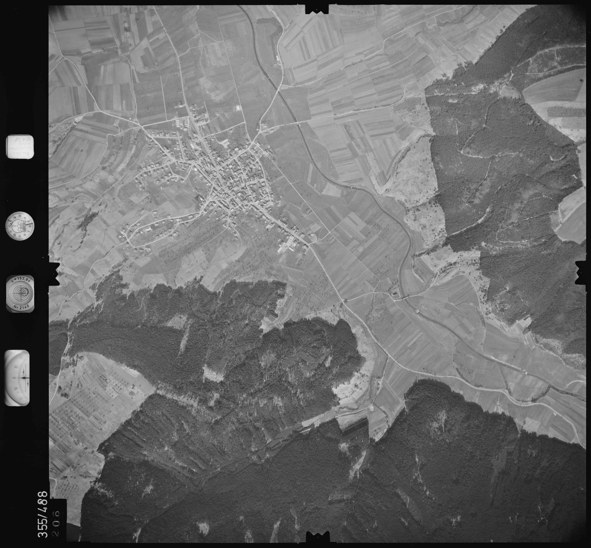 Luftbild: Film 38 Bildnr. 206, Bild 1