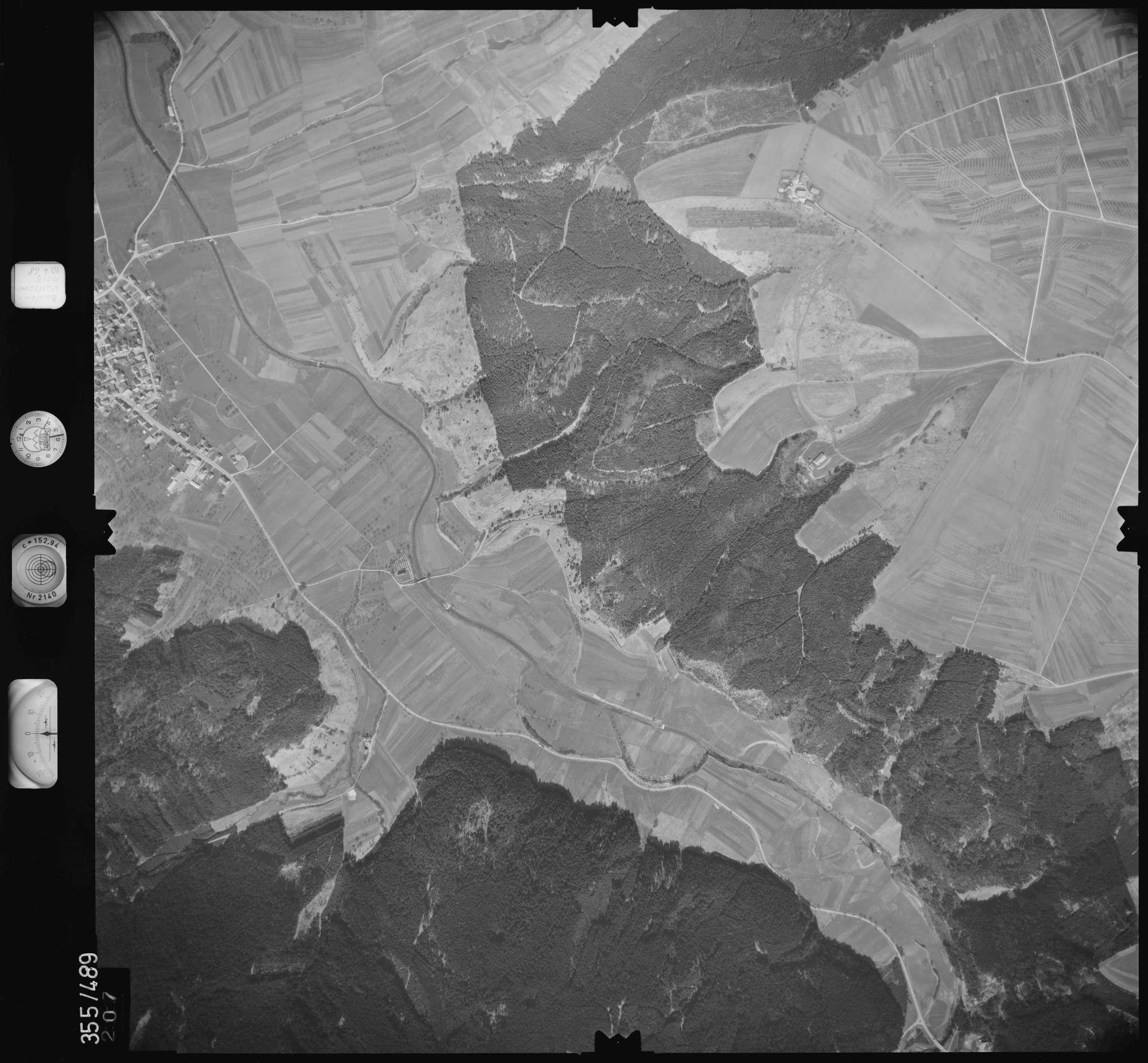 Luftbild: Film 38 Bildnr. 207, Bild 1