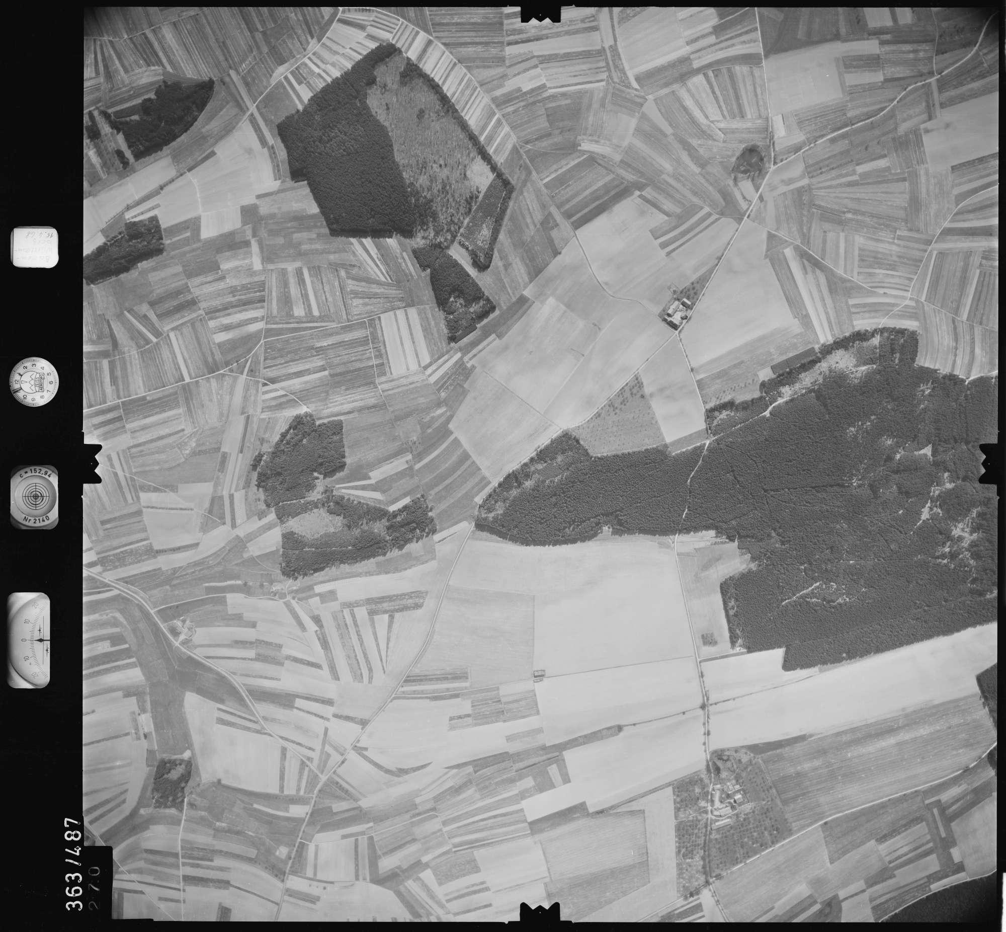 Luftbild: Film 45 Bildnr. 270, Bild 1