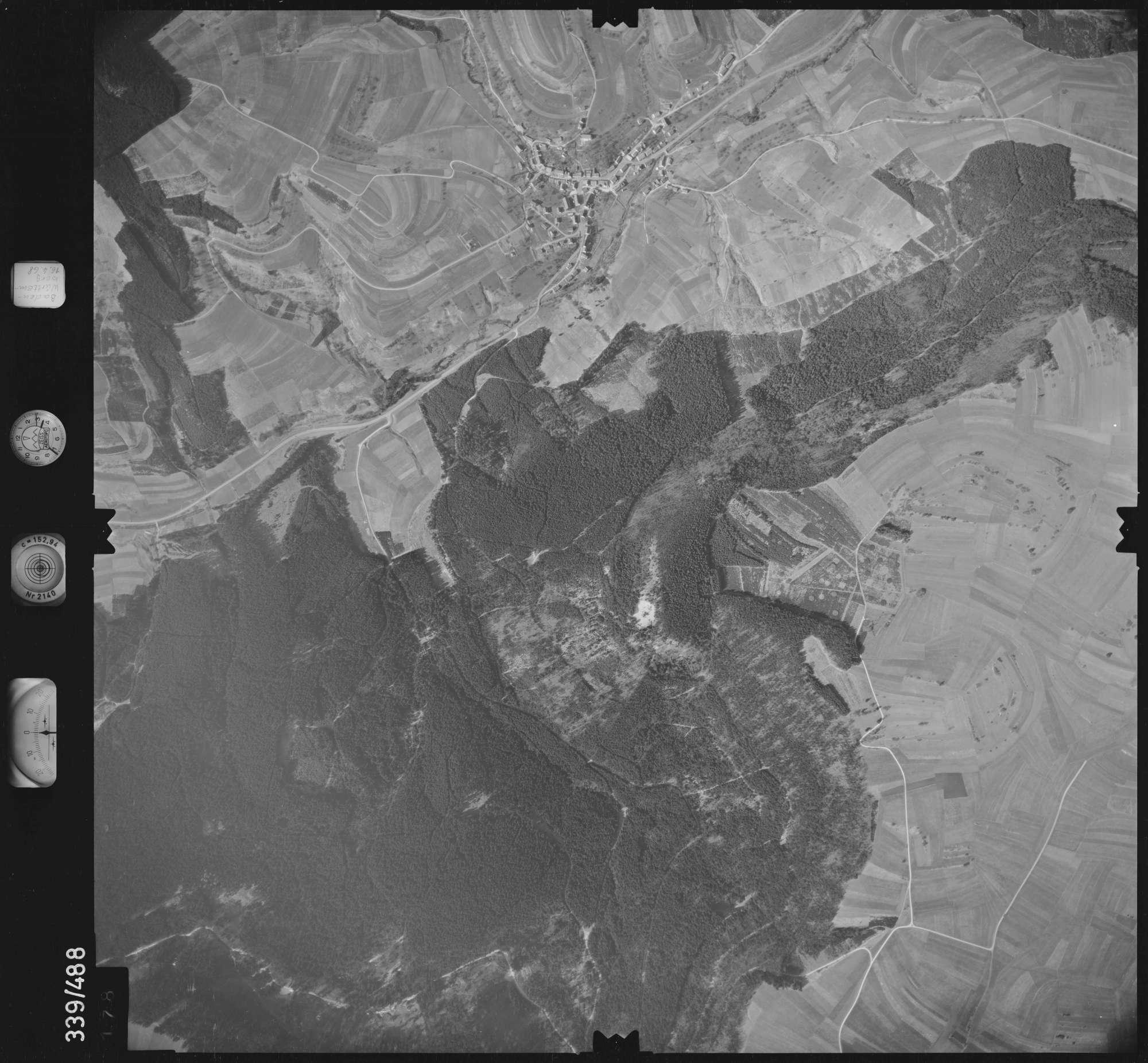 Luftbild: Film 49 Bildnr. 178, Bild 1