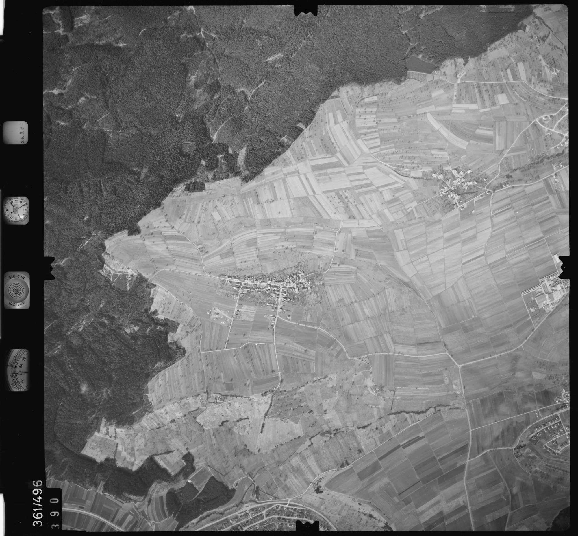 Luftbild: Film 20 Bildnr. 390, Bild 1