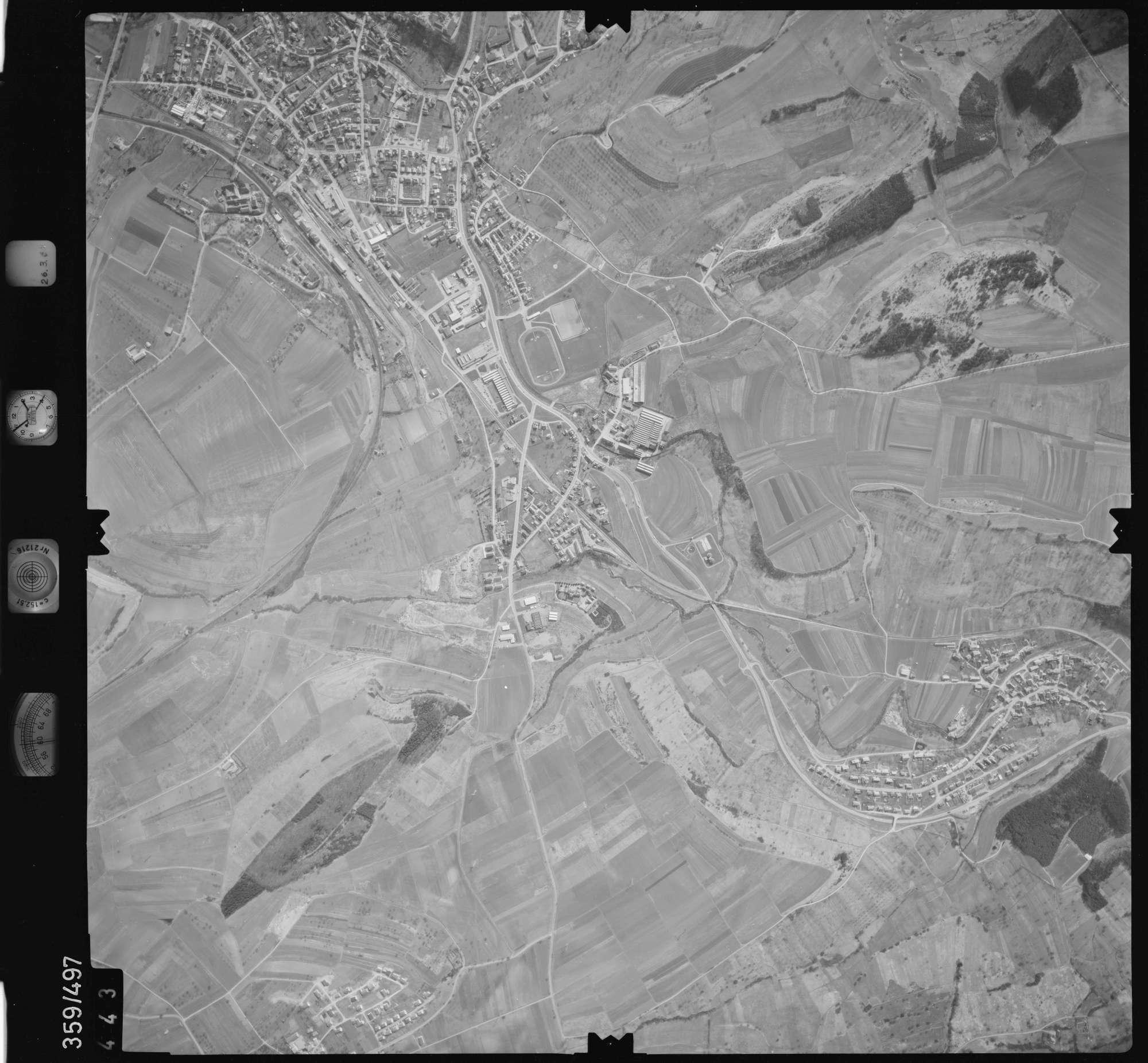 Luftbild: Film 20 Bildnr. 443, Bild 1