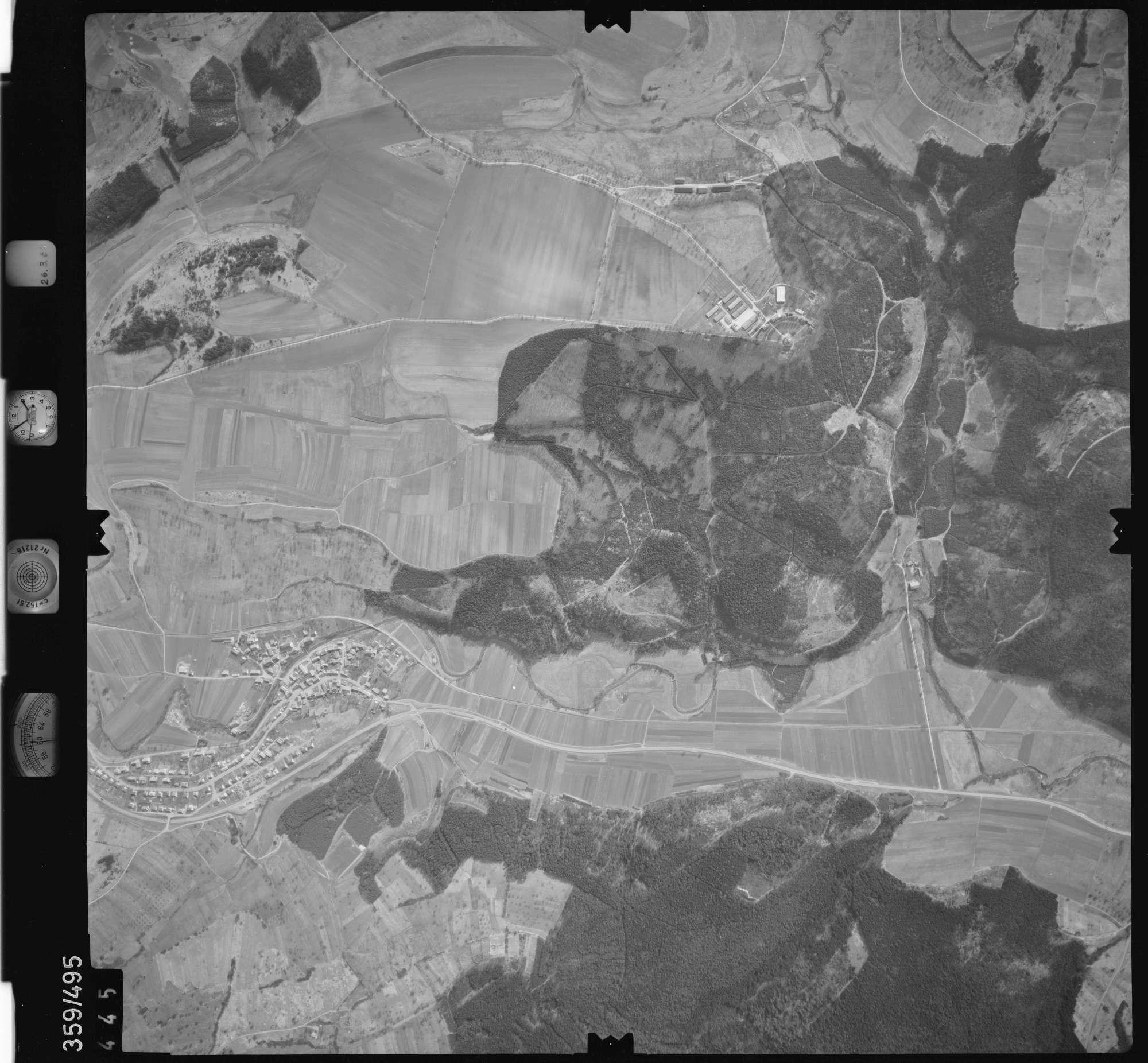 Luftbild: Film 20 Bildnr. 445, Bild 1
