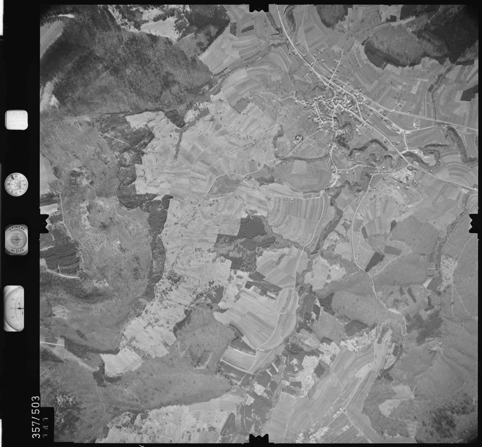 Luftbild: Film 38 Bildnr. 141, Bild 1