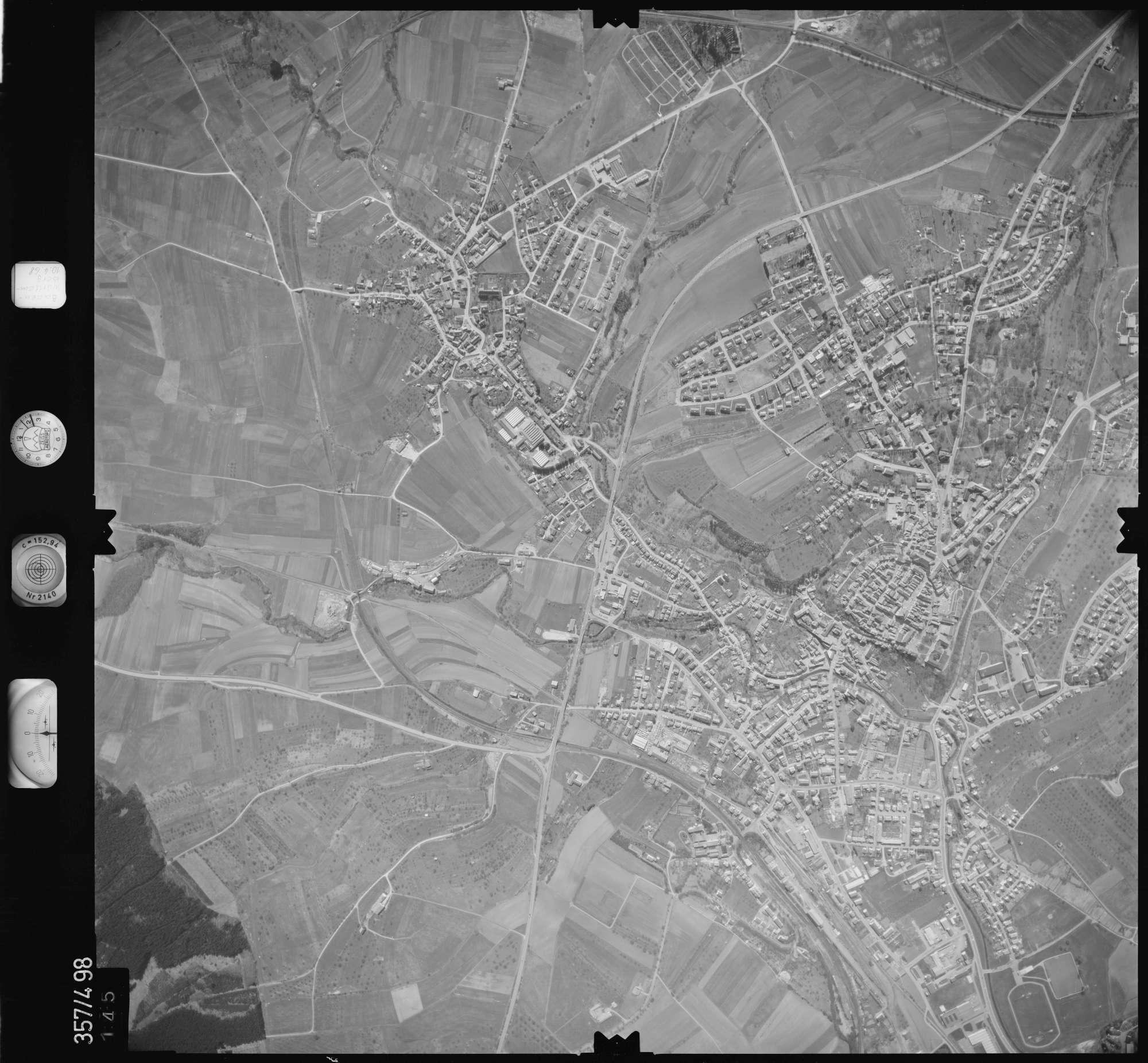 Luftbild: Film 38 Bildnr. 145, Bild 1