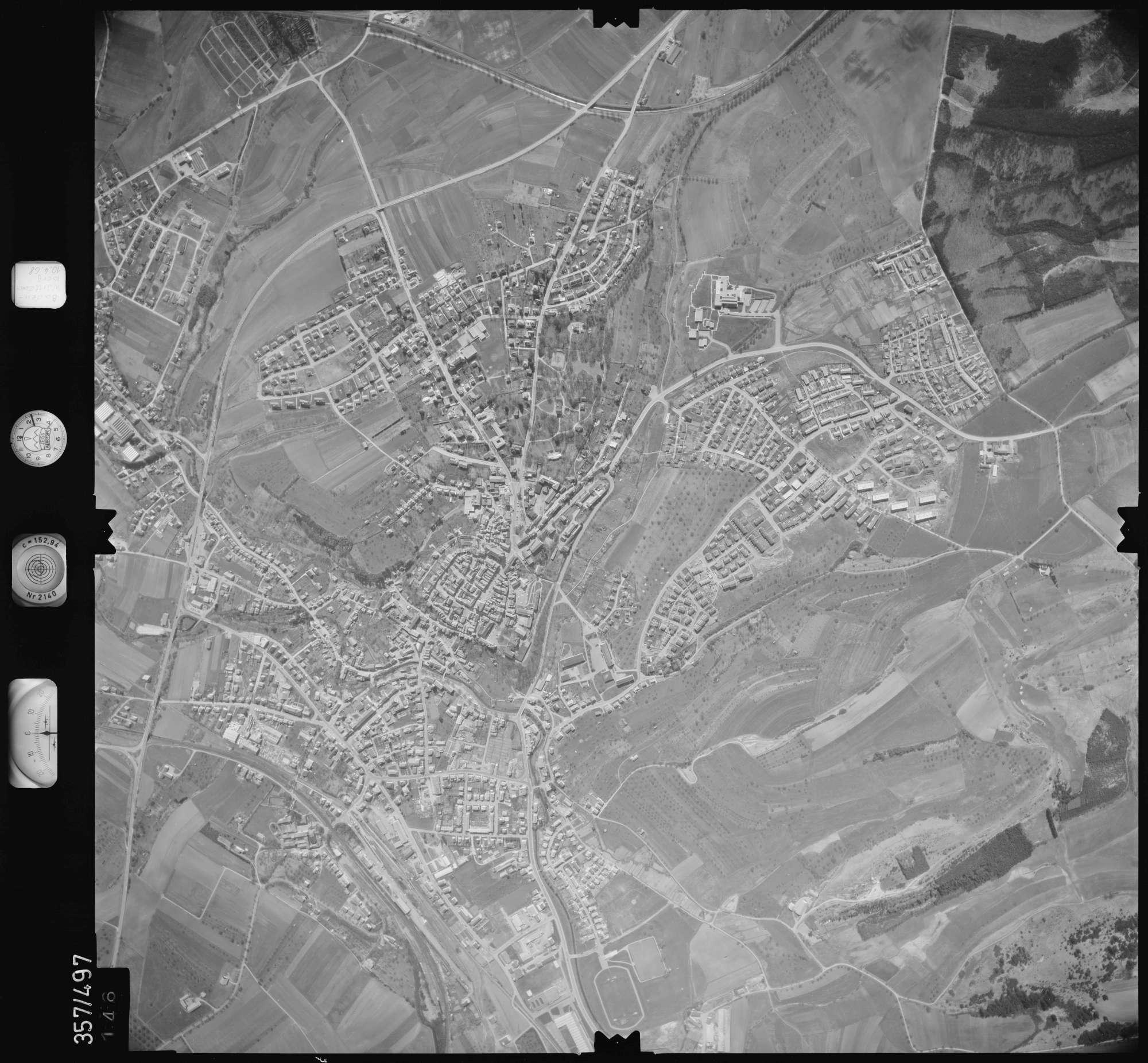 Luftbild: Film 38 Bildnr. 146, Bild 1