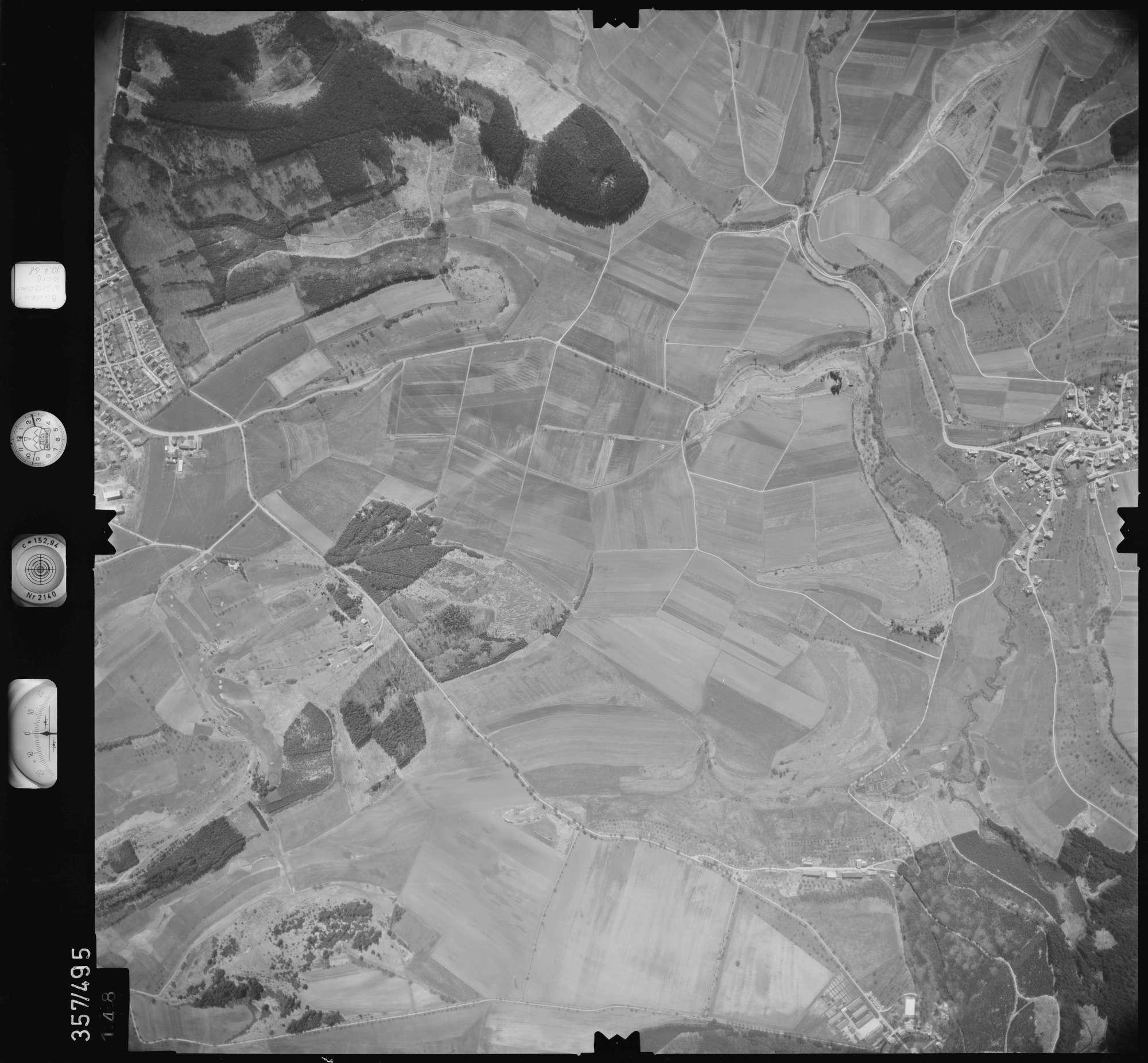 Luftbild: Film 38 Bildnr. 148, Bild 1