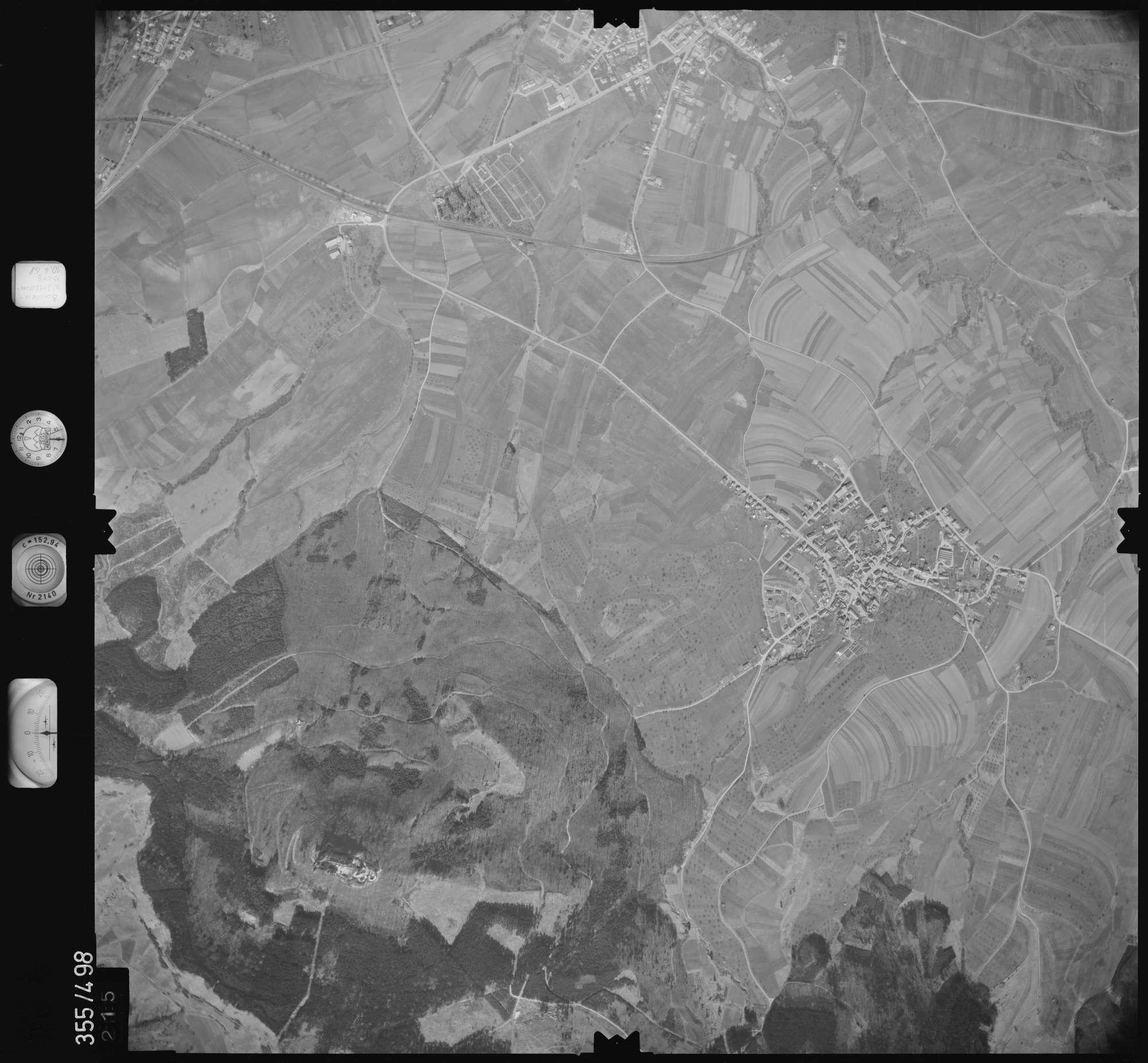 Luftbild: Film 38 Bildnr. 215, Bild 1