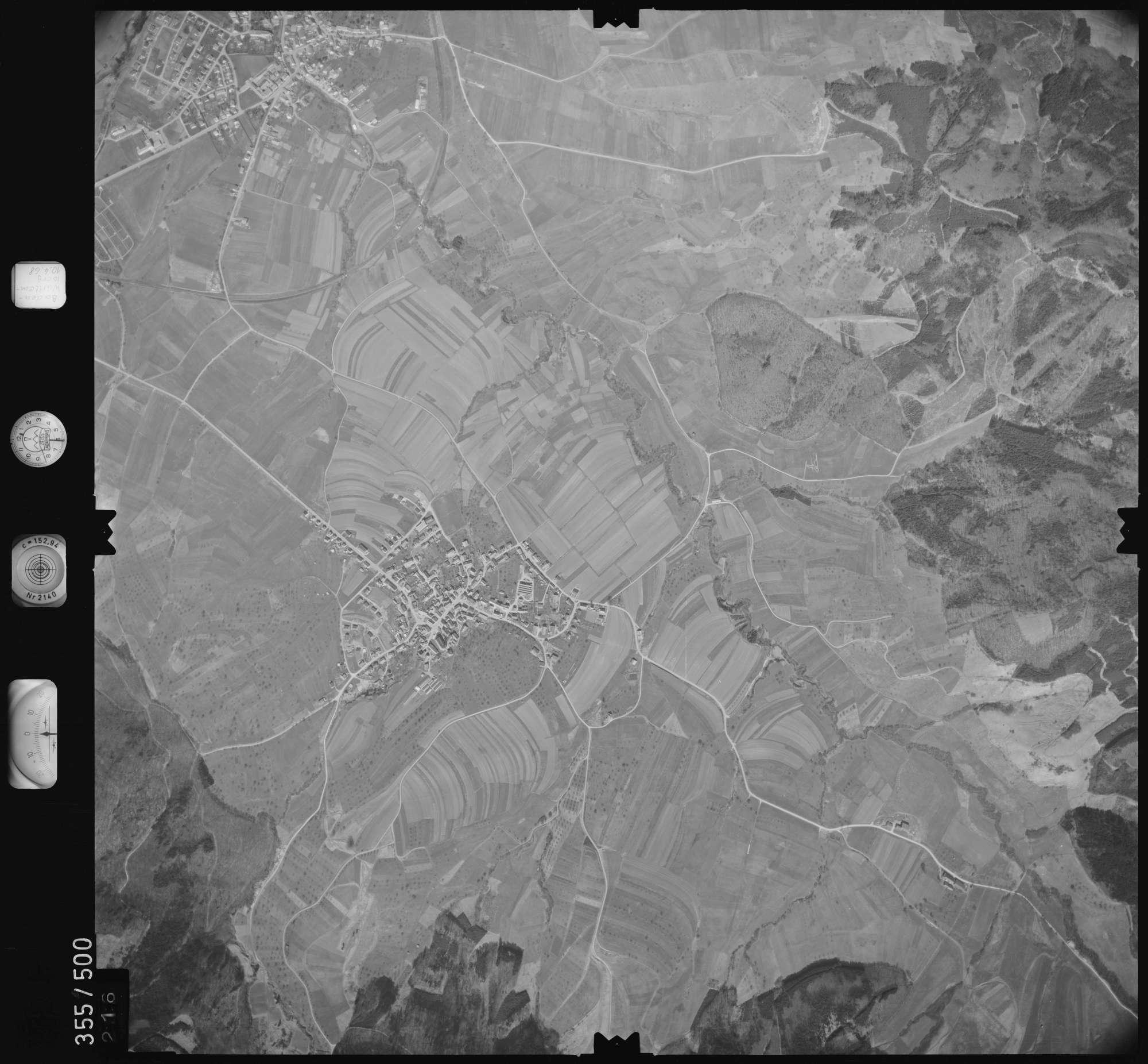 Luftbild: Film 38 Bildnr. 216, Bild 1
