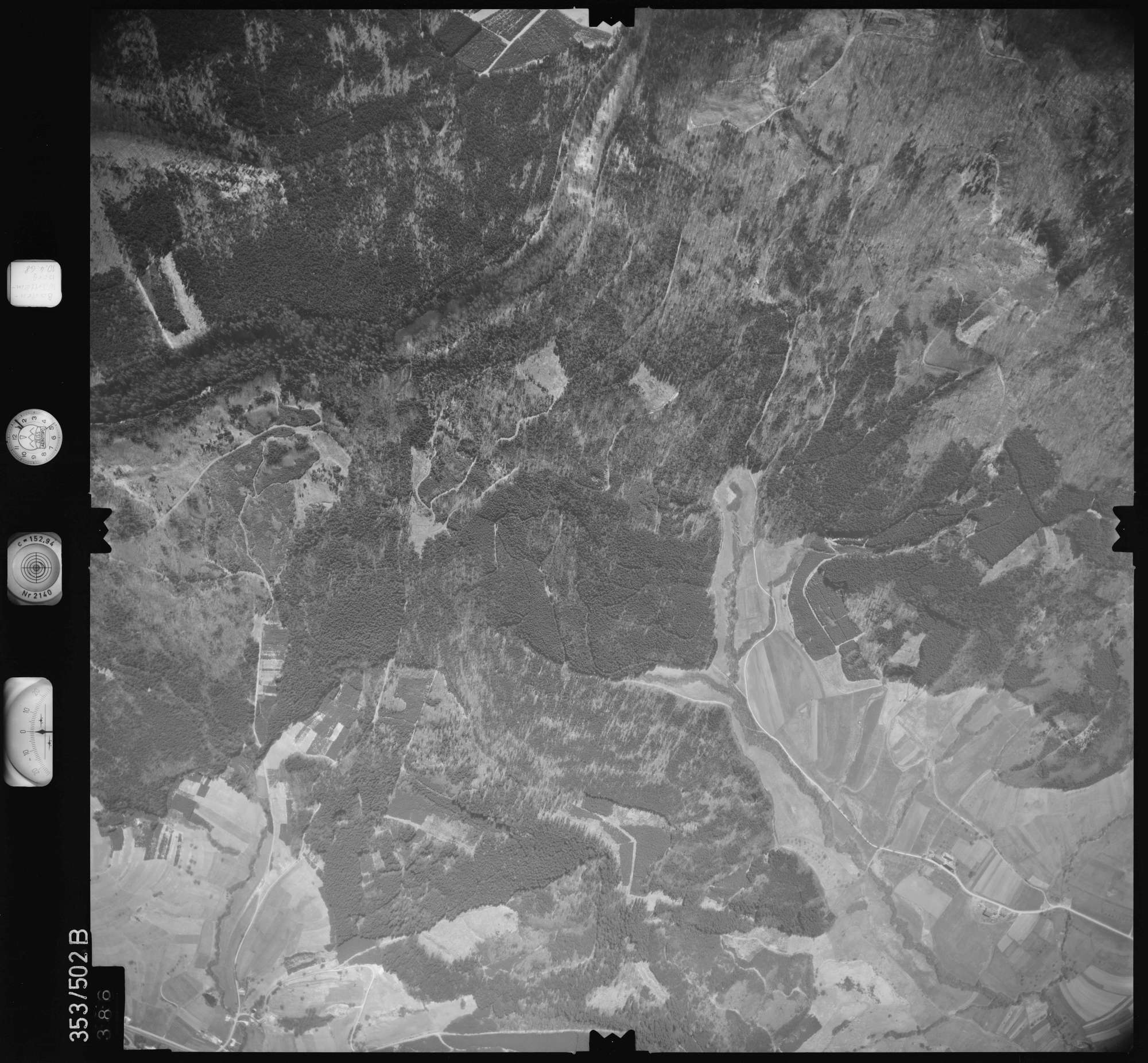 Luftbild: Film 41 Bildnr. 386, Bild 1