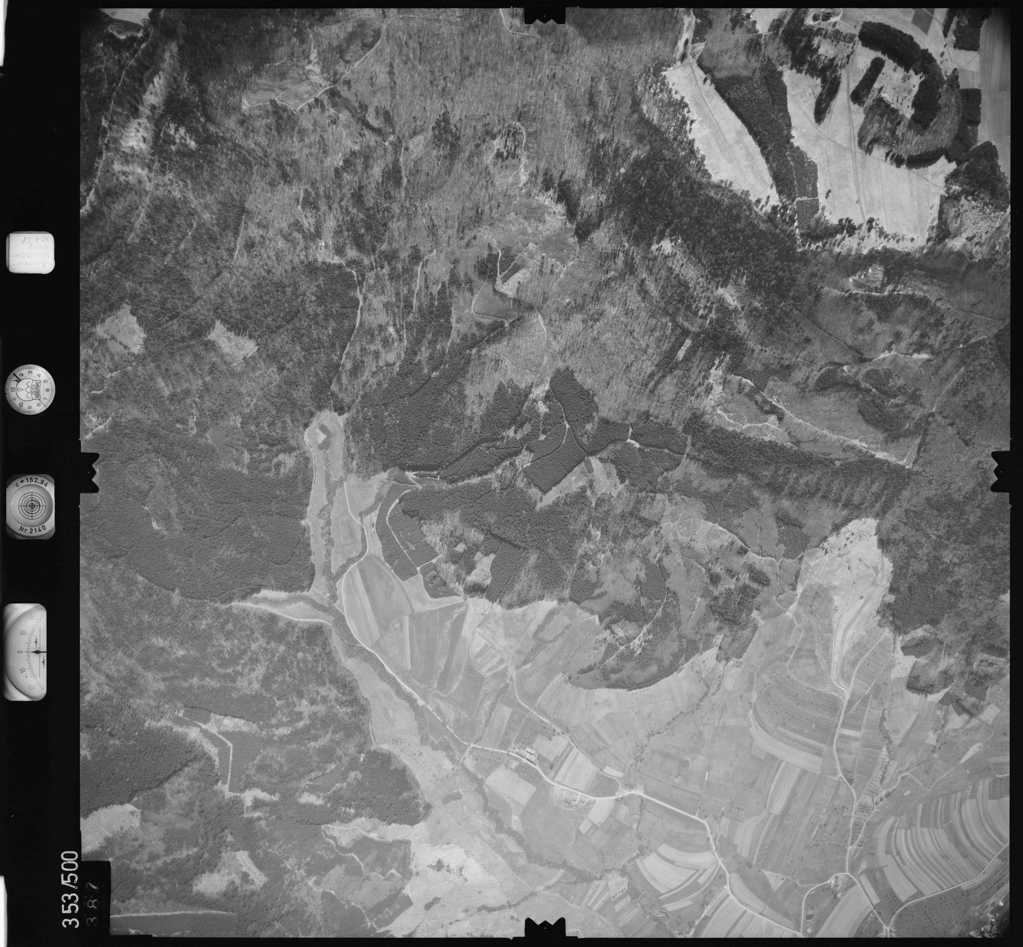 Luftbild: Film 41 Bildnr. 387, Bild 1
