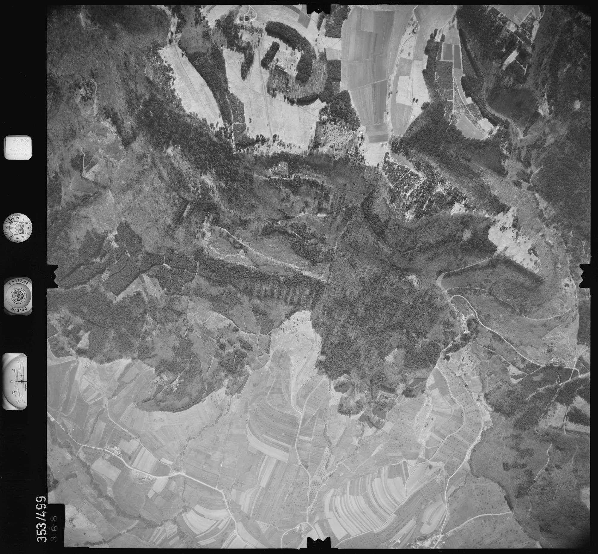 Luftbild: Film 41 Bildnr. 388, Bild 1