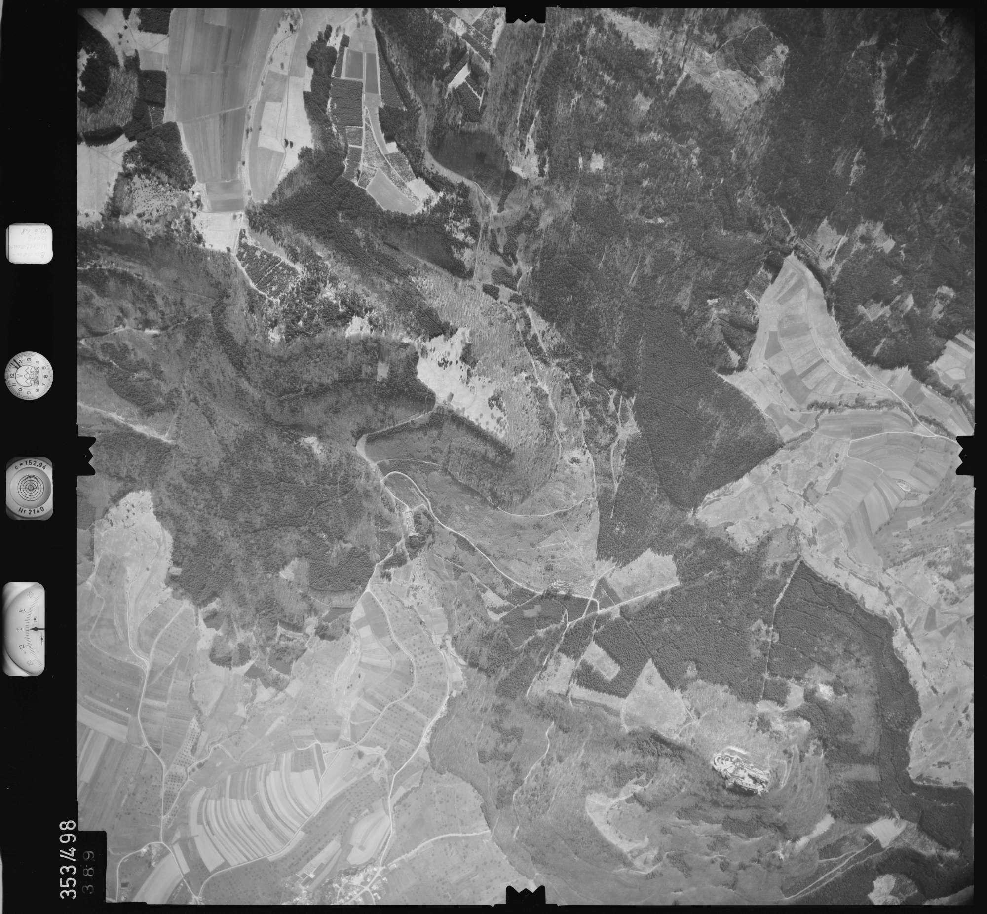 Luftbild: Film 41 Bildnr. 389, Bild 1