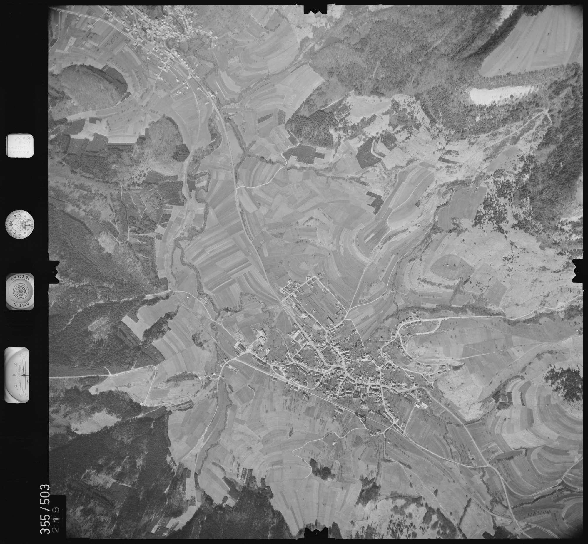 Luftbild: Film 38 Bildnr. 219, Bild 1