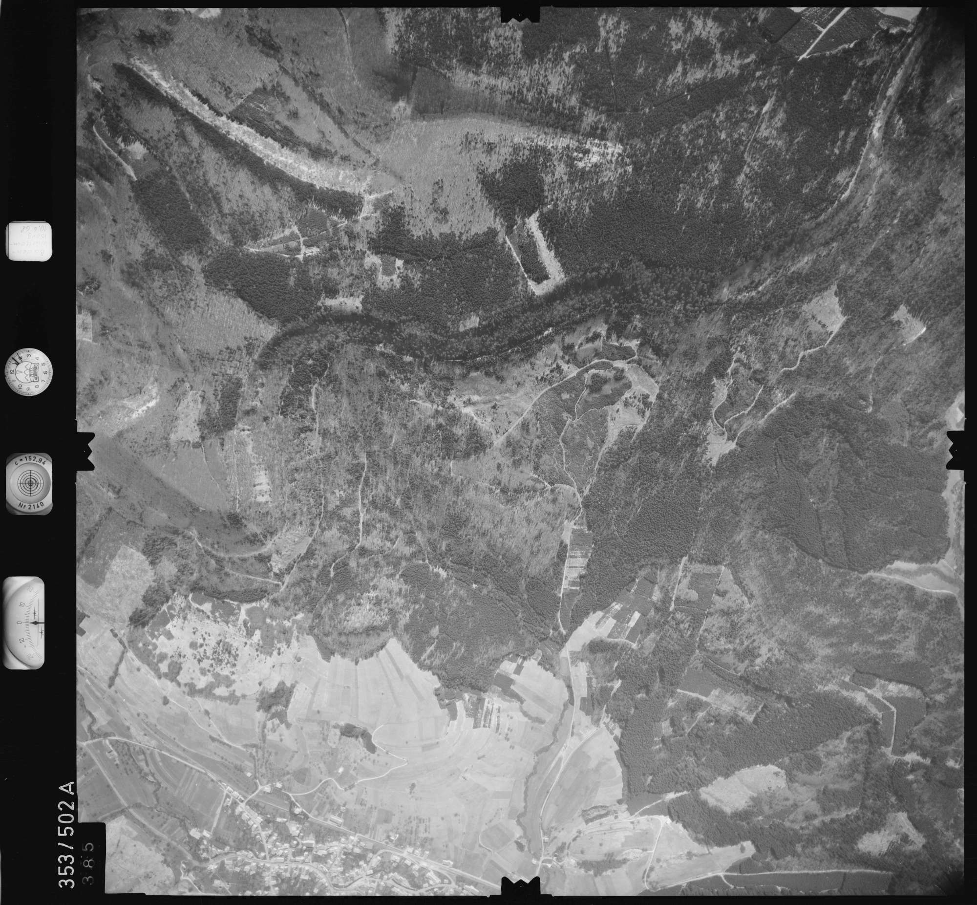 Luftbild: Film 41 Bildnr. 385, Bild 1