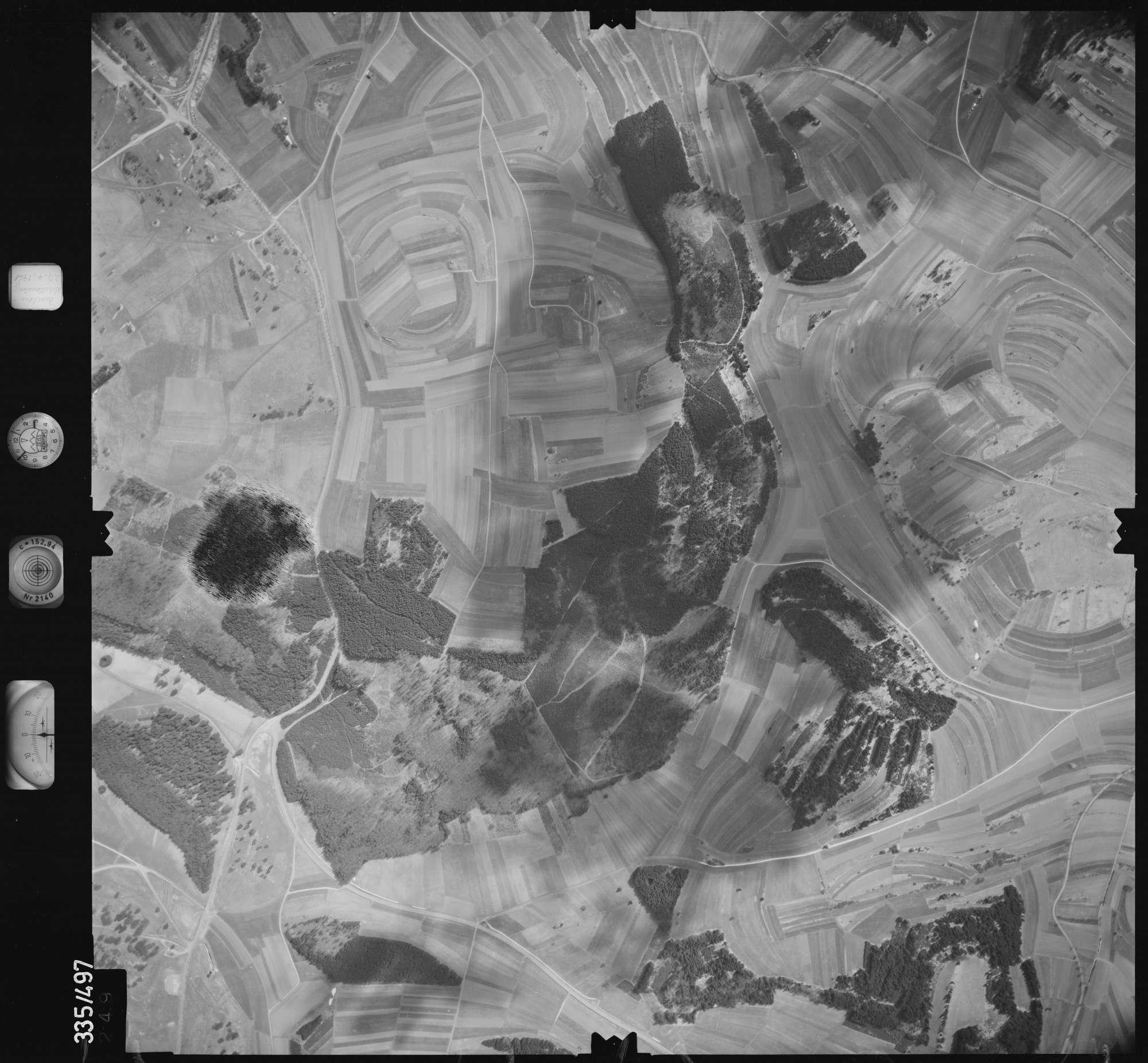 Luftbild: Film 15 Bildnr. 249, Bild 1