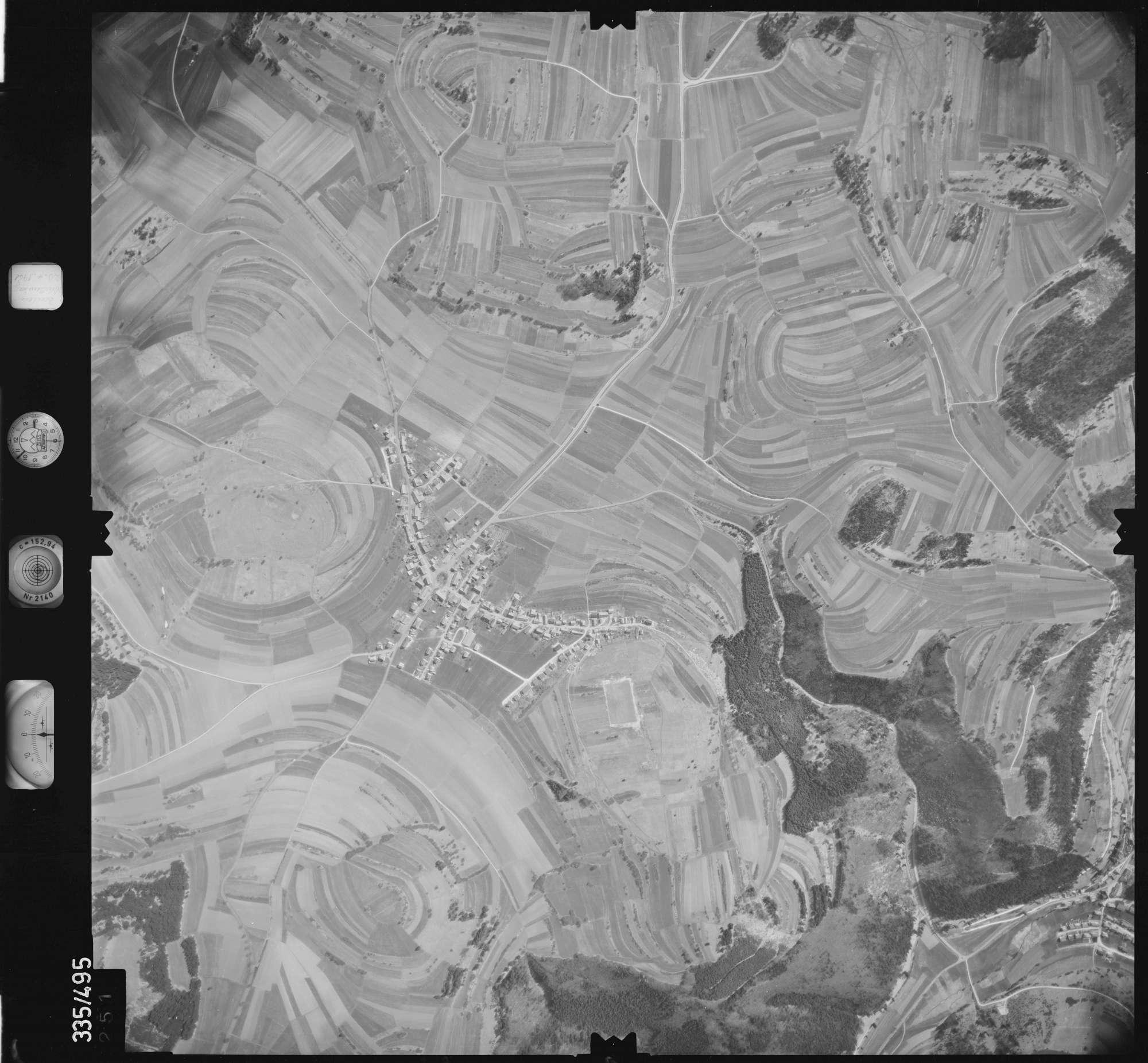 Luftbild: Film 15 Bildnr. 251, Bild 1