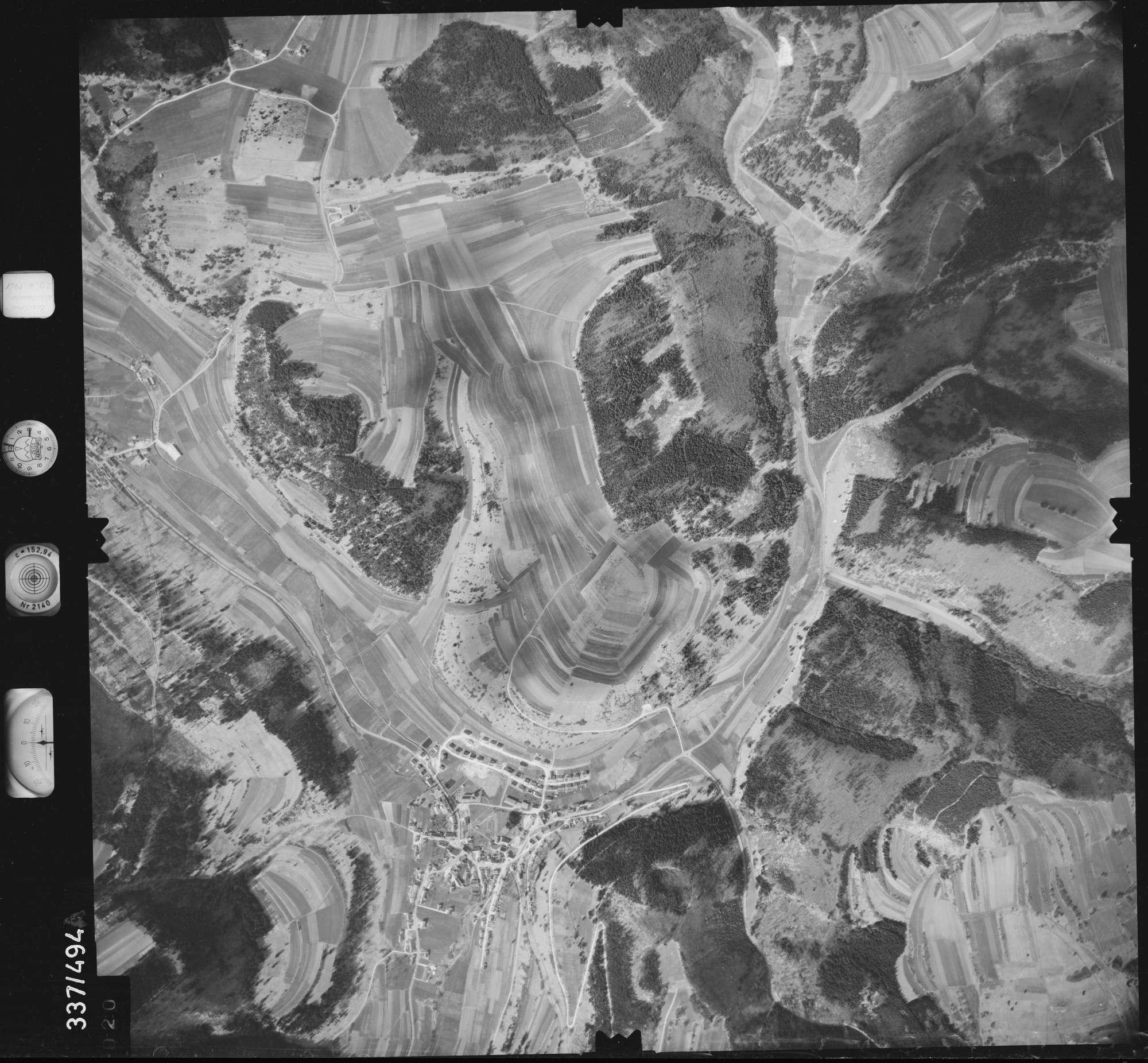 Luftbild: Film 18 Bildnr. 20, Bild 1