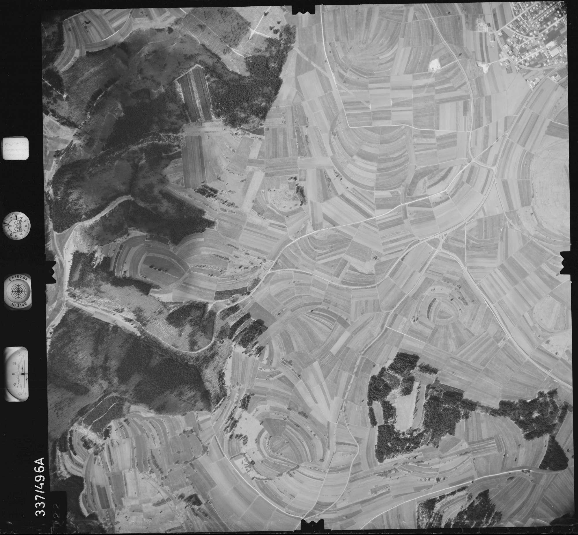 Luftbild: Film 18 Bildnr. 22, Bild 1