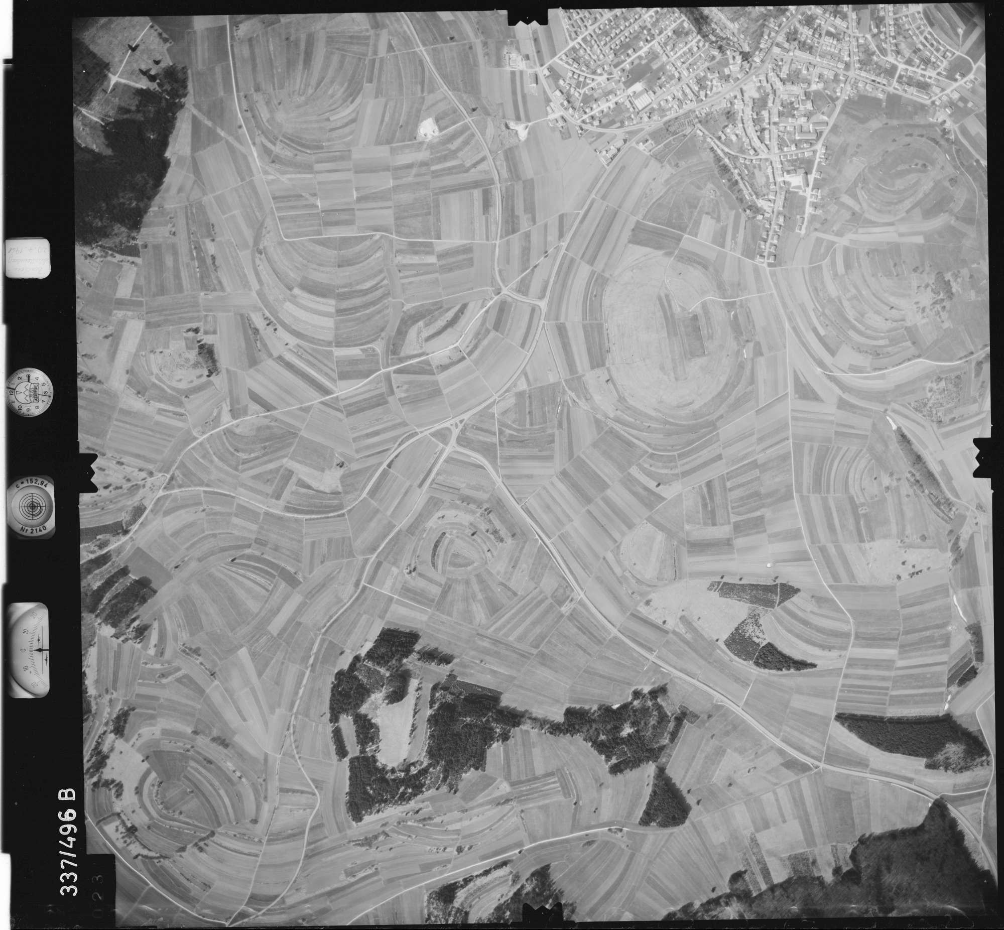 Luftbild: Film 18 Bildnr. 23, Bild 1
