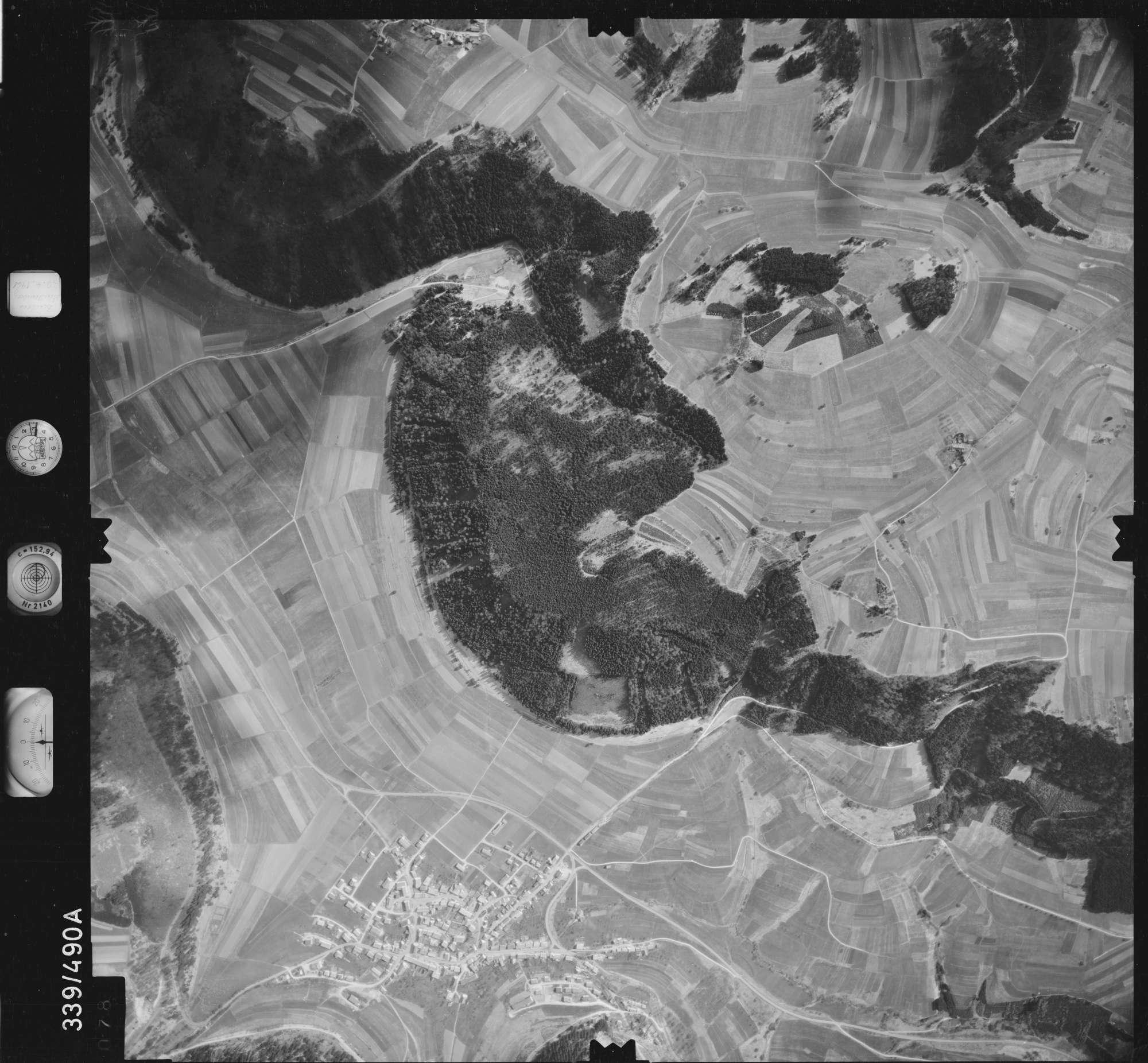 Luftbild: Film 18 Bildnr. 78, Bild 1