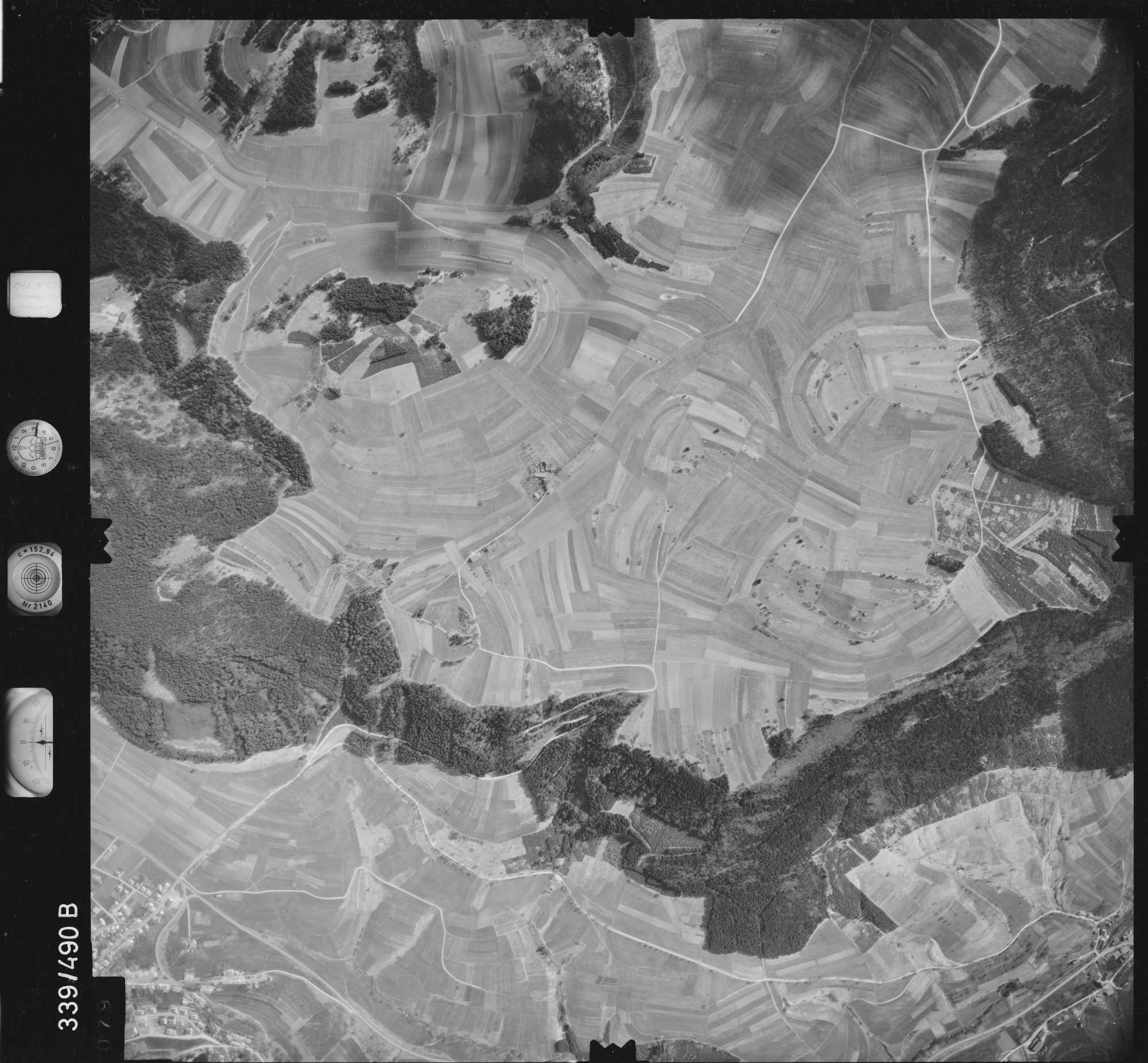 Luftbild: Film 18 Bildnr. 79, Bild 1