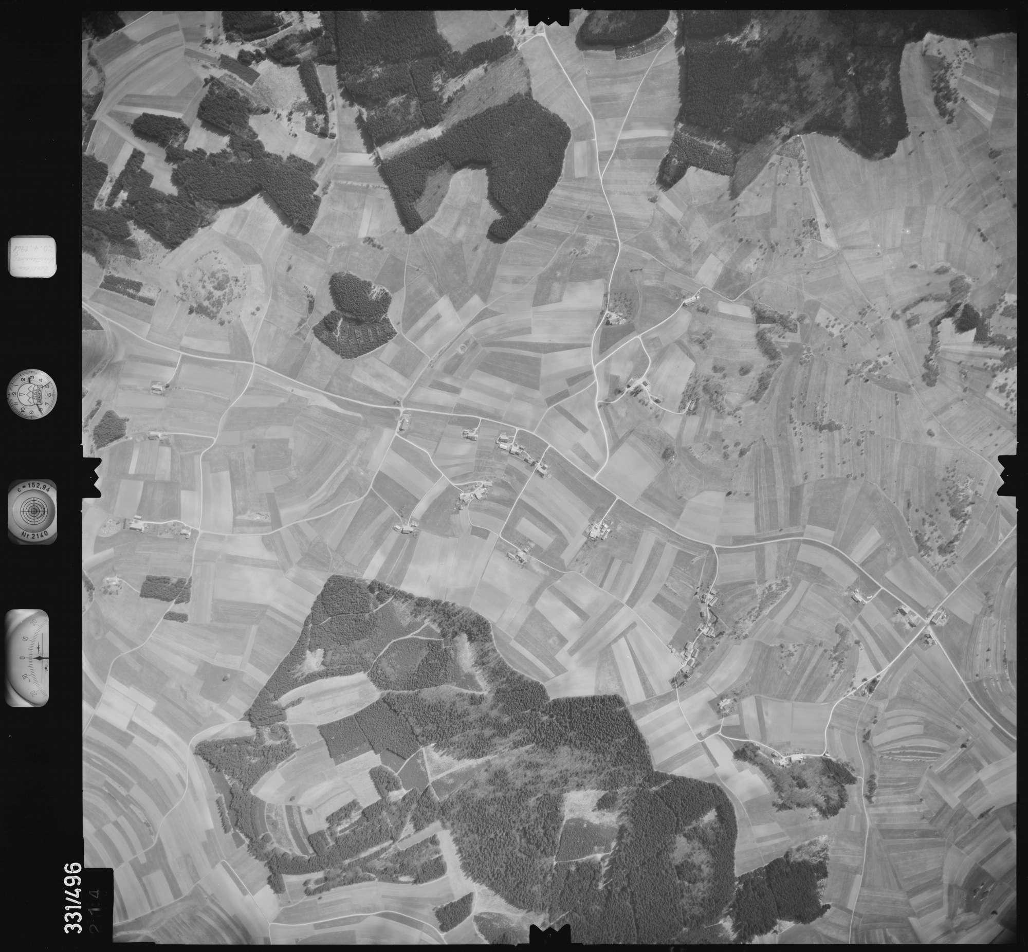 Luftbild: Film 15 Bildnr. 214, Bild 1