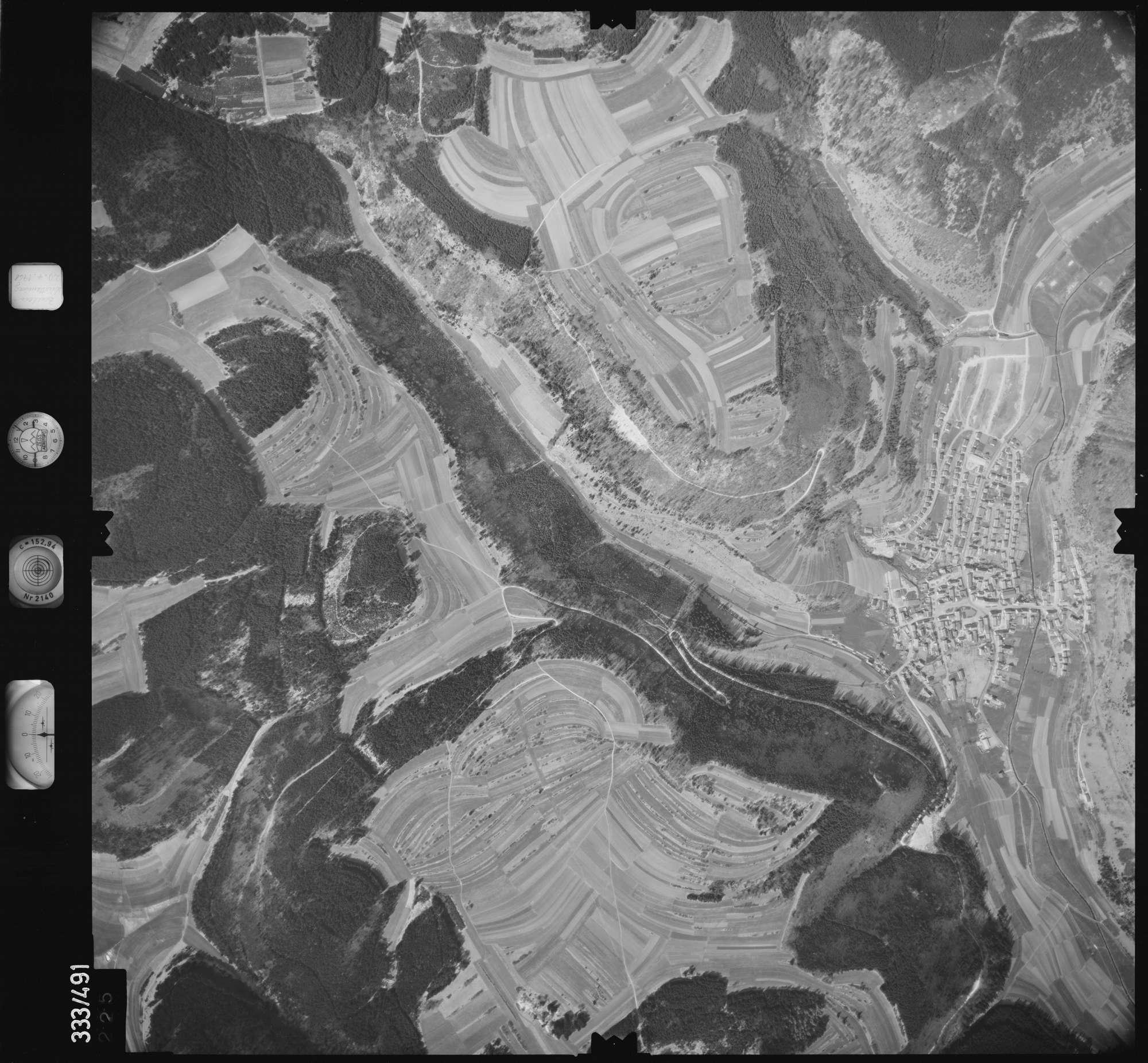 Luftbild: Film 15 Bildnr. 225, Bild 1