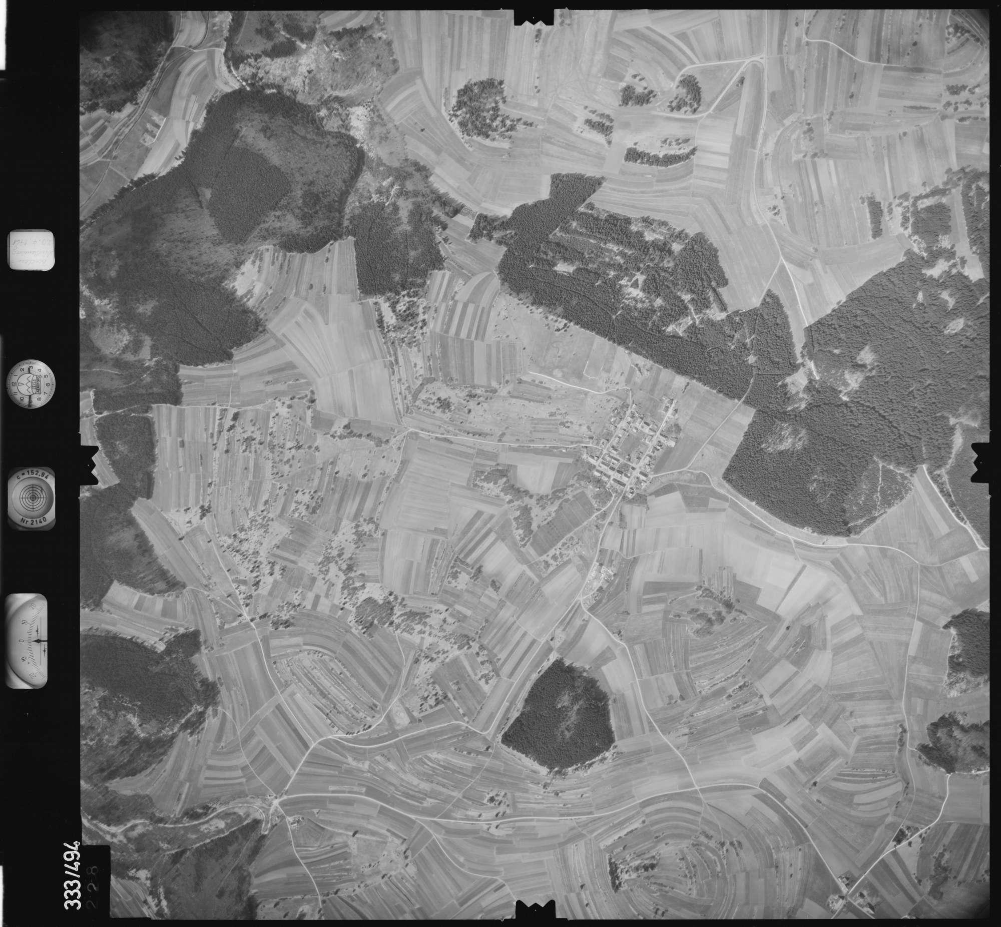 Luftbild: Film 15 Bildnr. 228, Bild 1