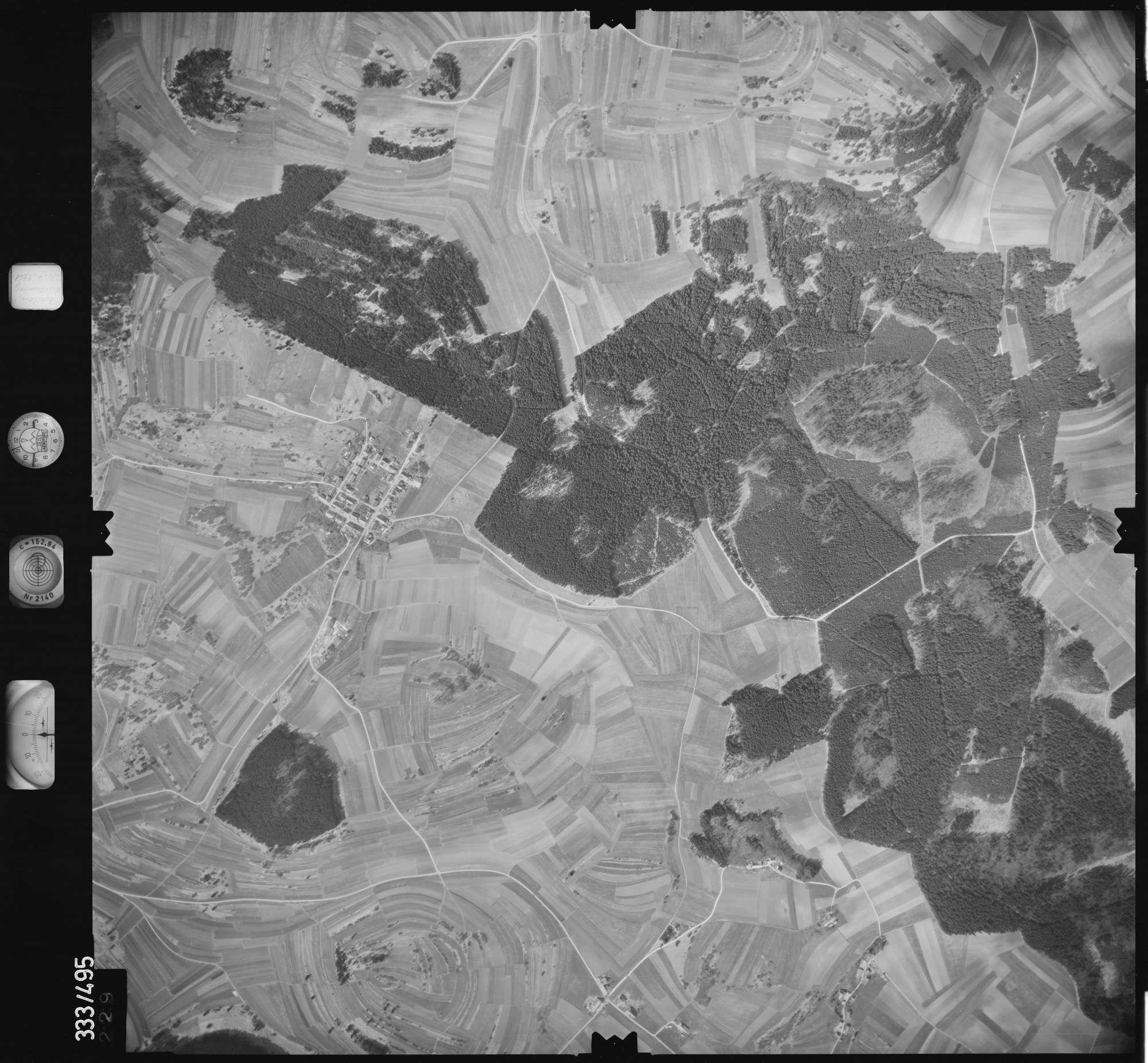 Luftbild: Film 15 Bildnr. 229, Bild 1