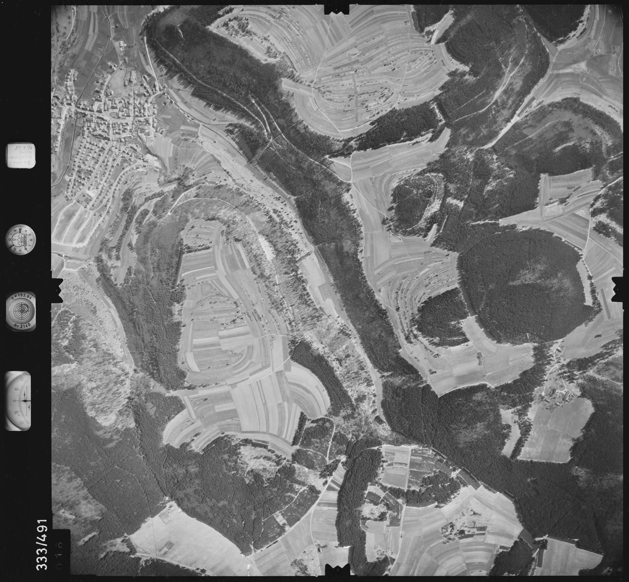 Luftbild: Film 49 Bildnr. 16, Bild 1