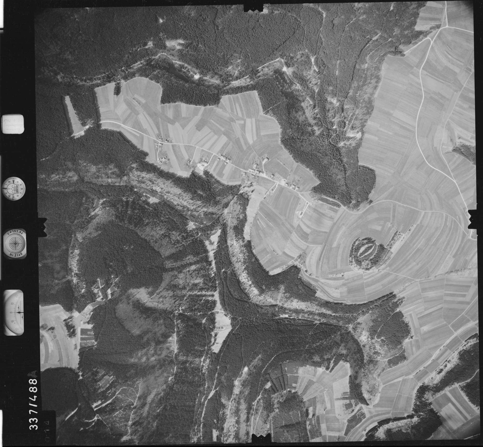 Luftbild: Film 18 Bildnr. 14, Bild 1