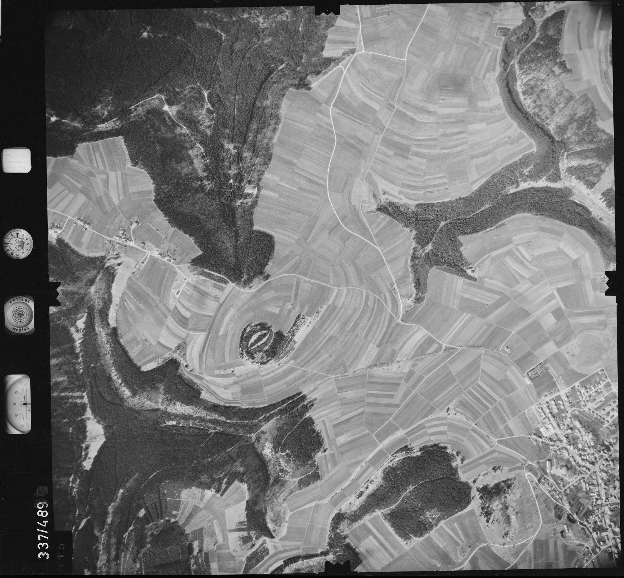 Luftbild: Film 18 Bildnr. 15, Bild 1