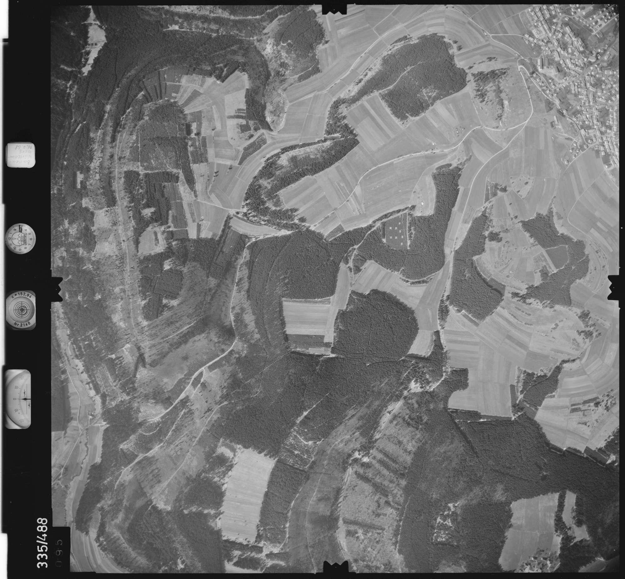 Luftbild: Film 49 Bildnr. 95, Bild 1