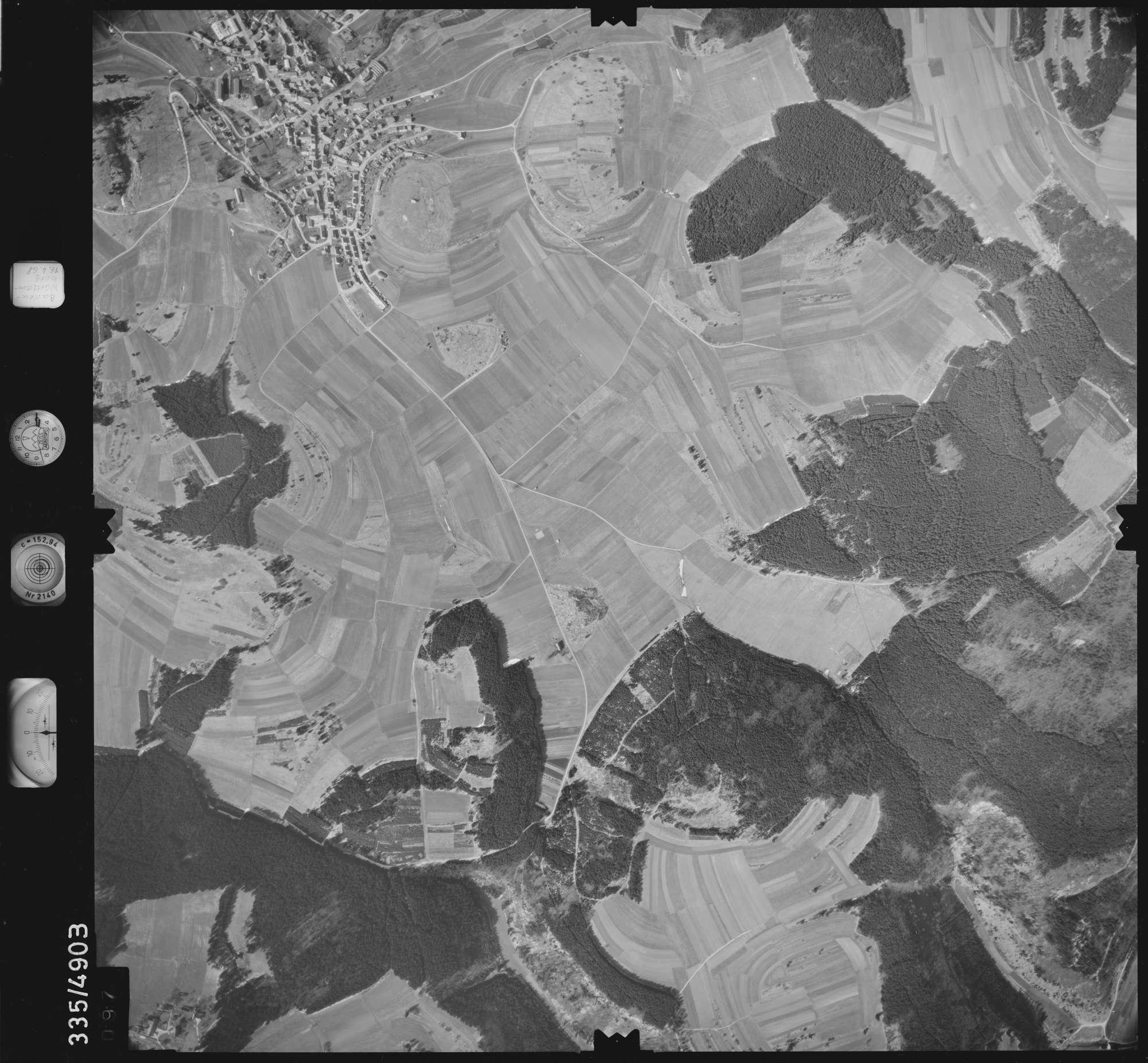 Luftbild: Film 49 Bildnr. 97, Bild 1