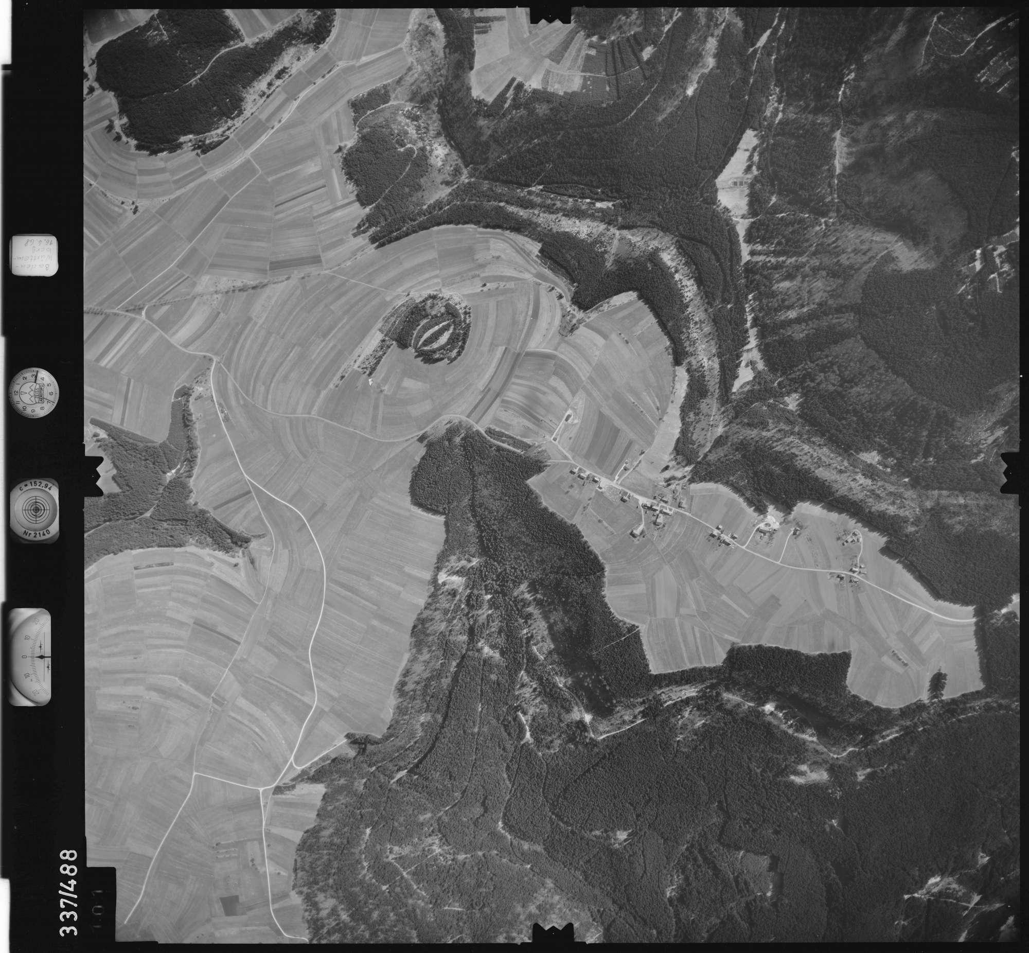 Luftbild: Film 49 Bildnr. 101, Bild 1