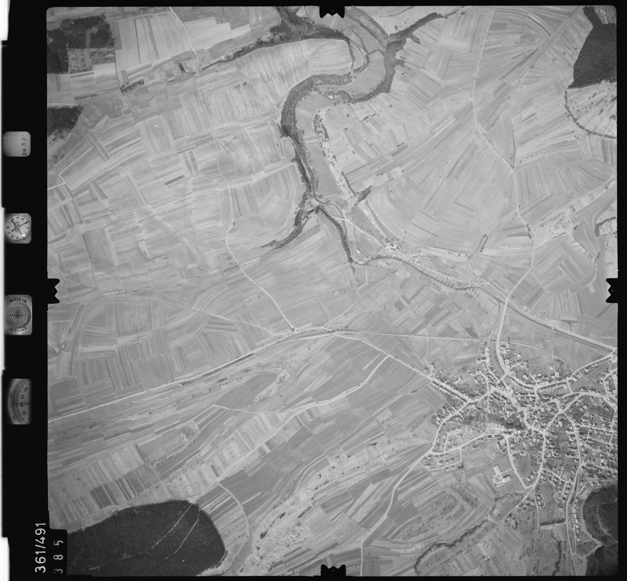 Luftbild: Film 20 Bildnr. 385, Bild 1