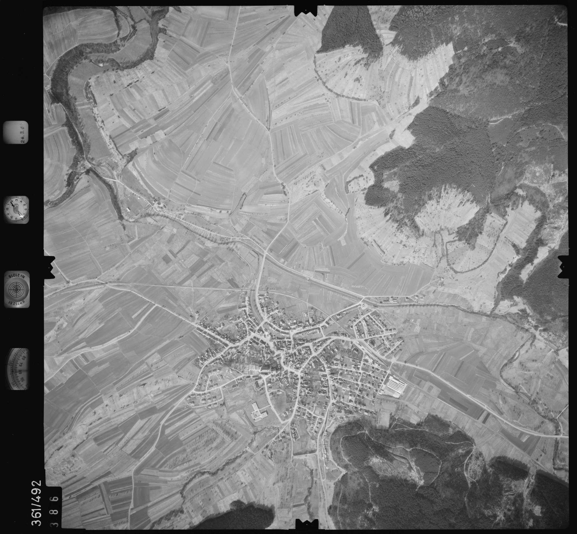 Luftbild: Film 20 Bildnr. 386, Bild 1