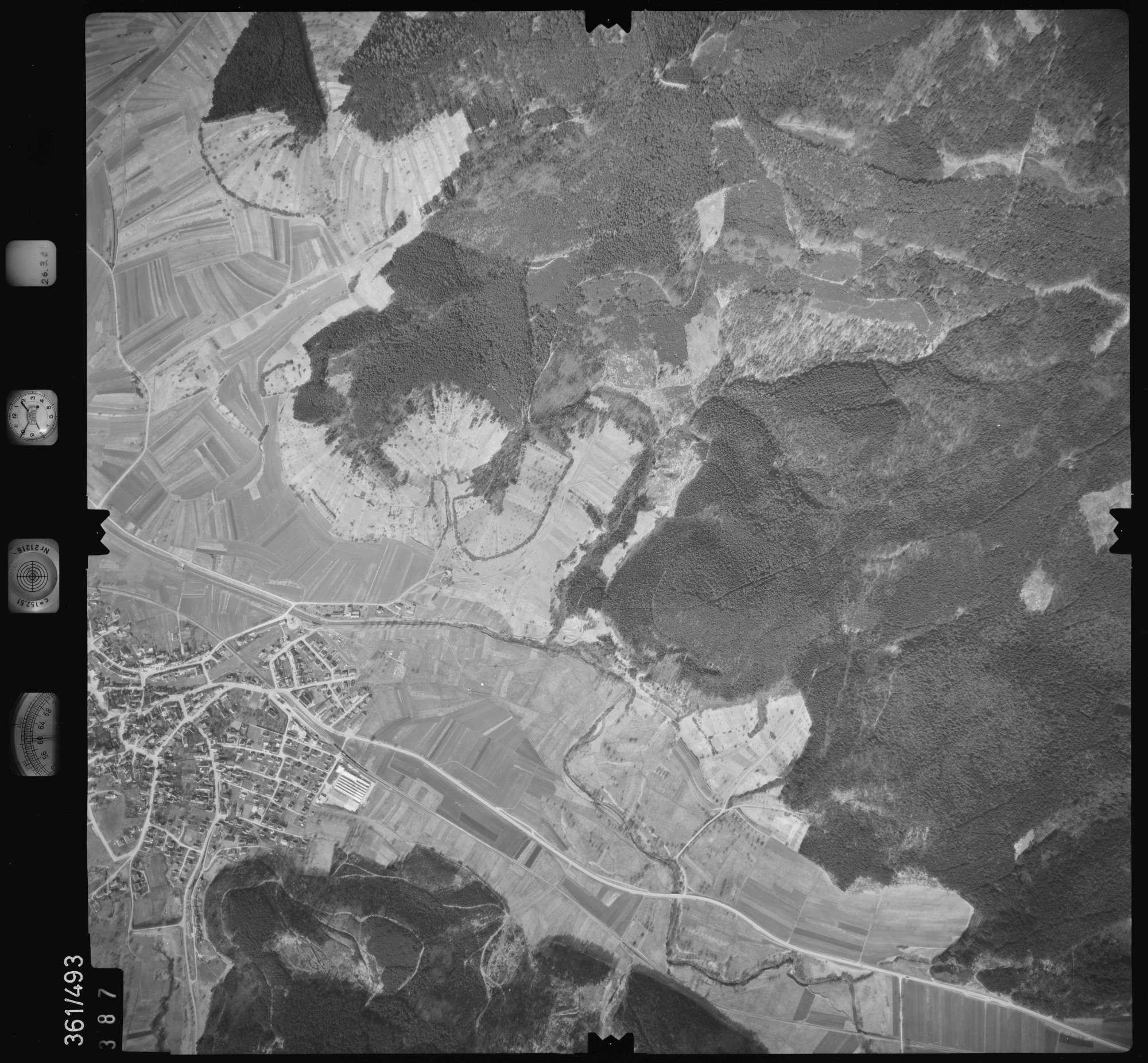 Luftbild: Film 20 Bildnr. 387, Bild 1