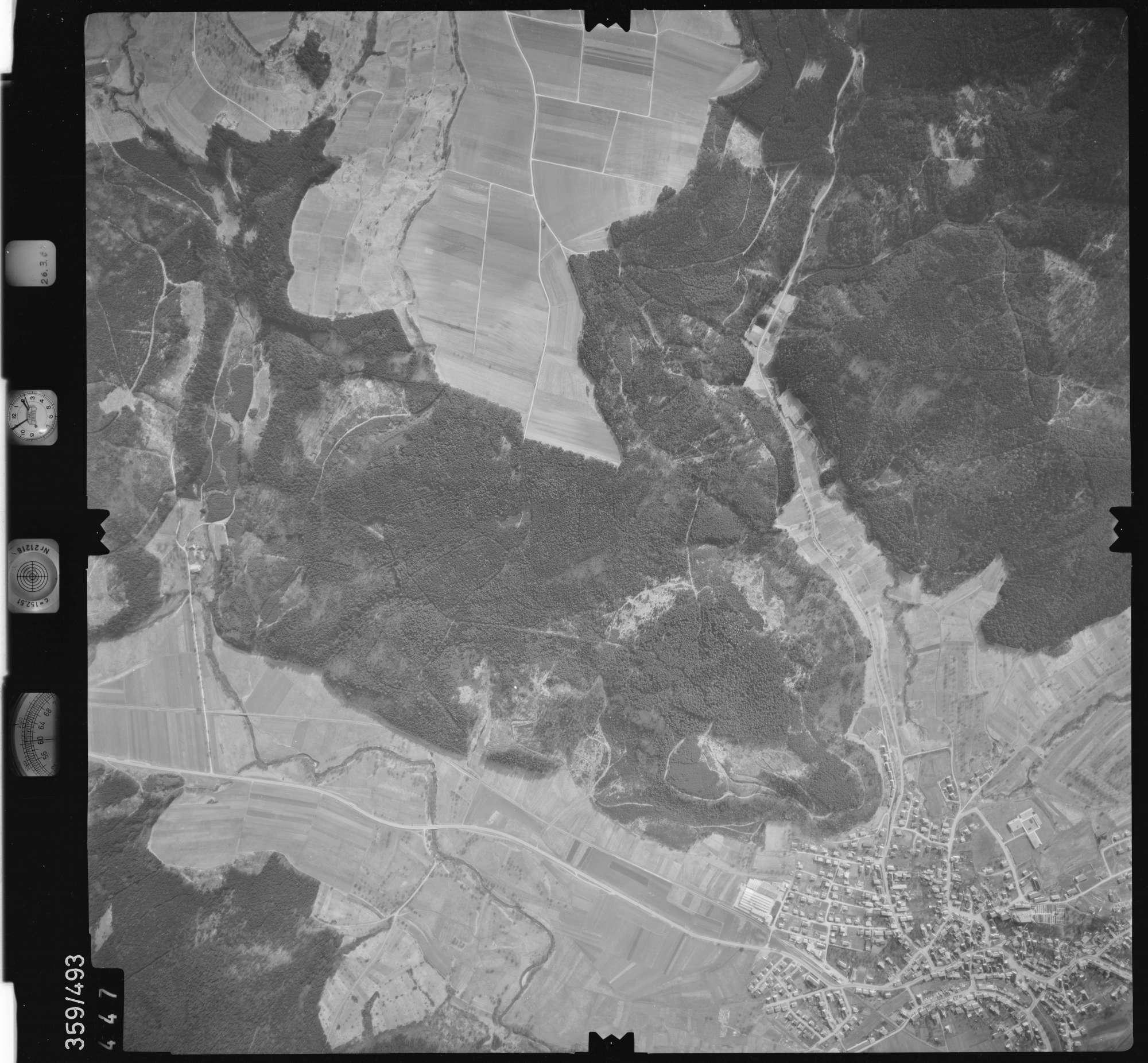 Luftbild: Film 20 Bildnr. 447, Bild 1