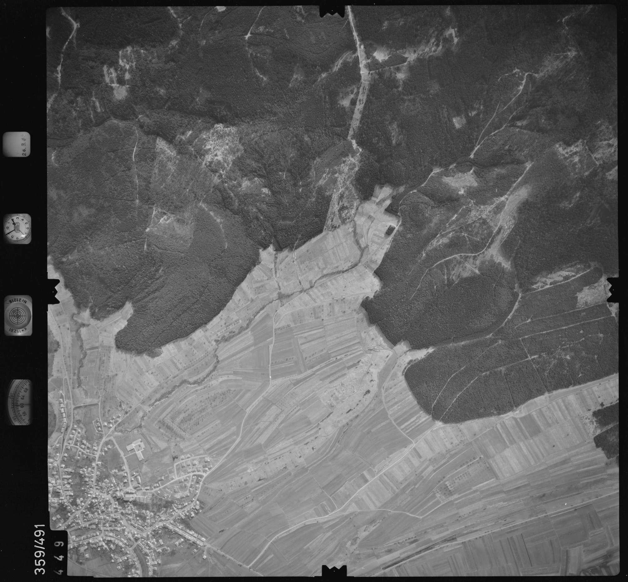 Luftbild: Film 20 Bildnr. 449, Bild 1
