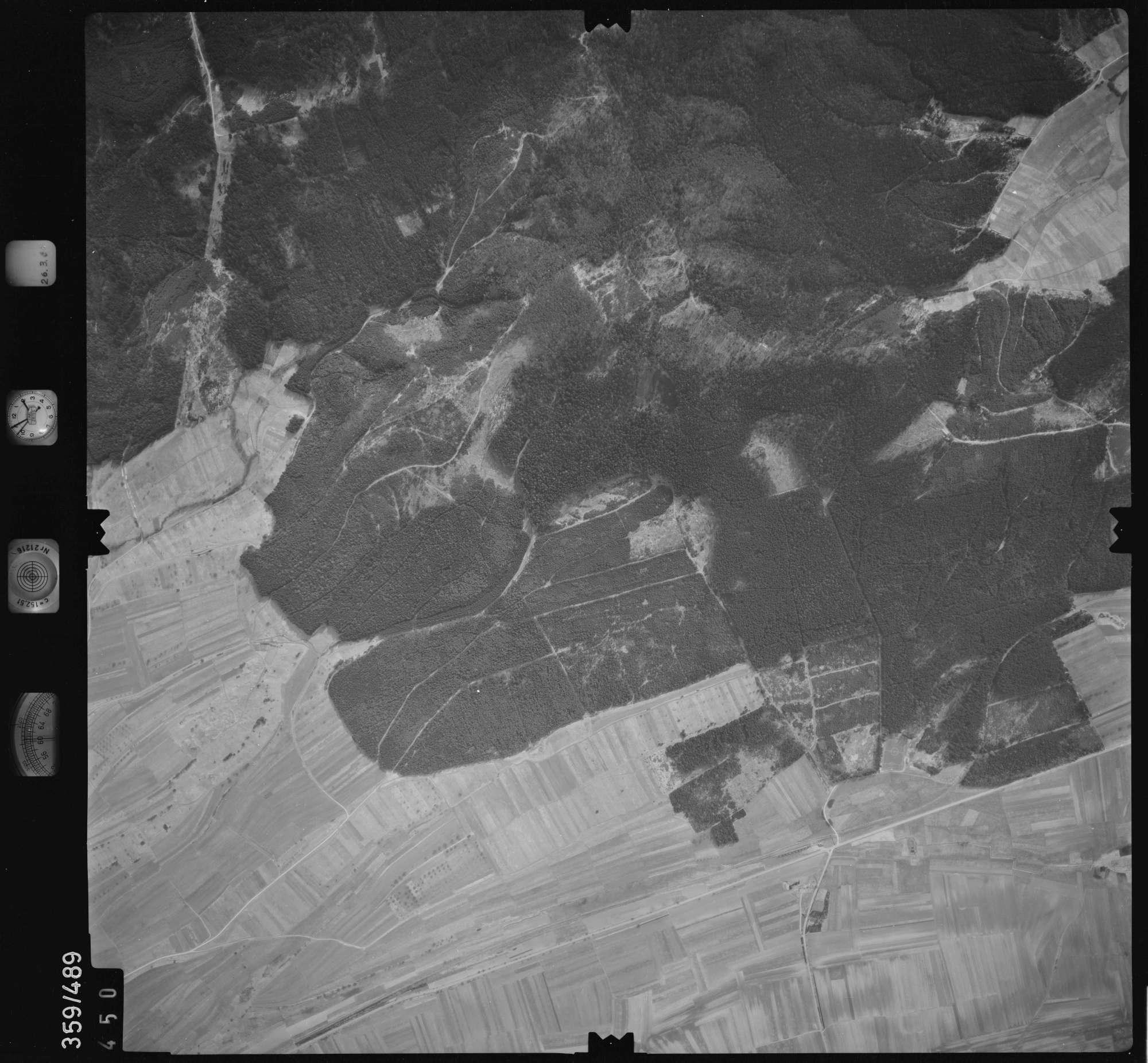 Luftbild: Film 20 Bildnr. 450, Bild 1