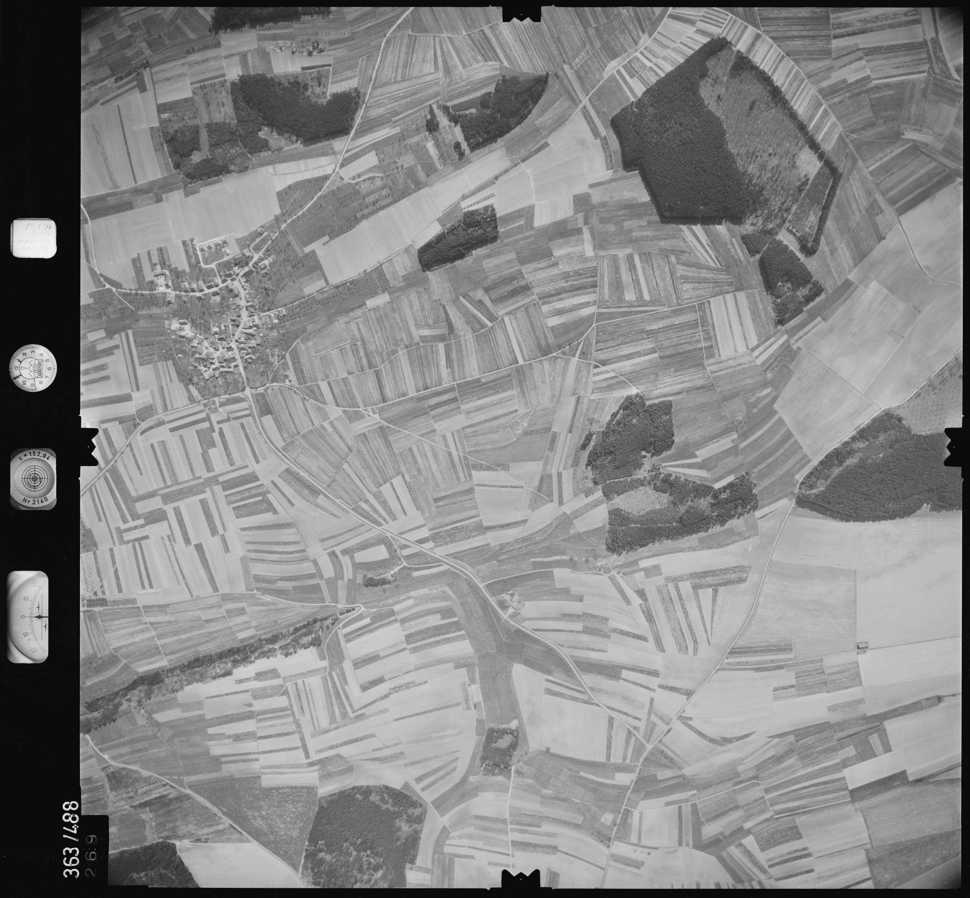 Luftbild: Film 45 Bildnr. 269, Bild 1