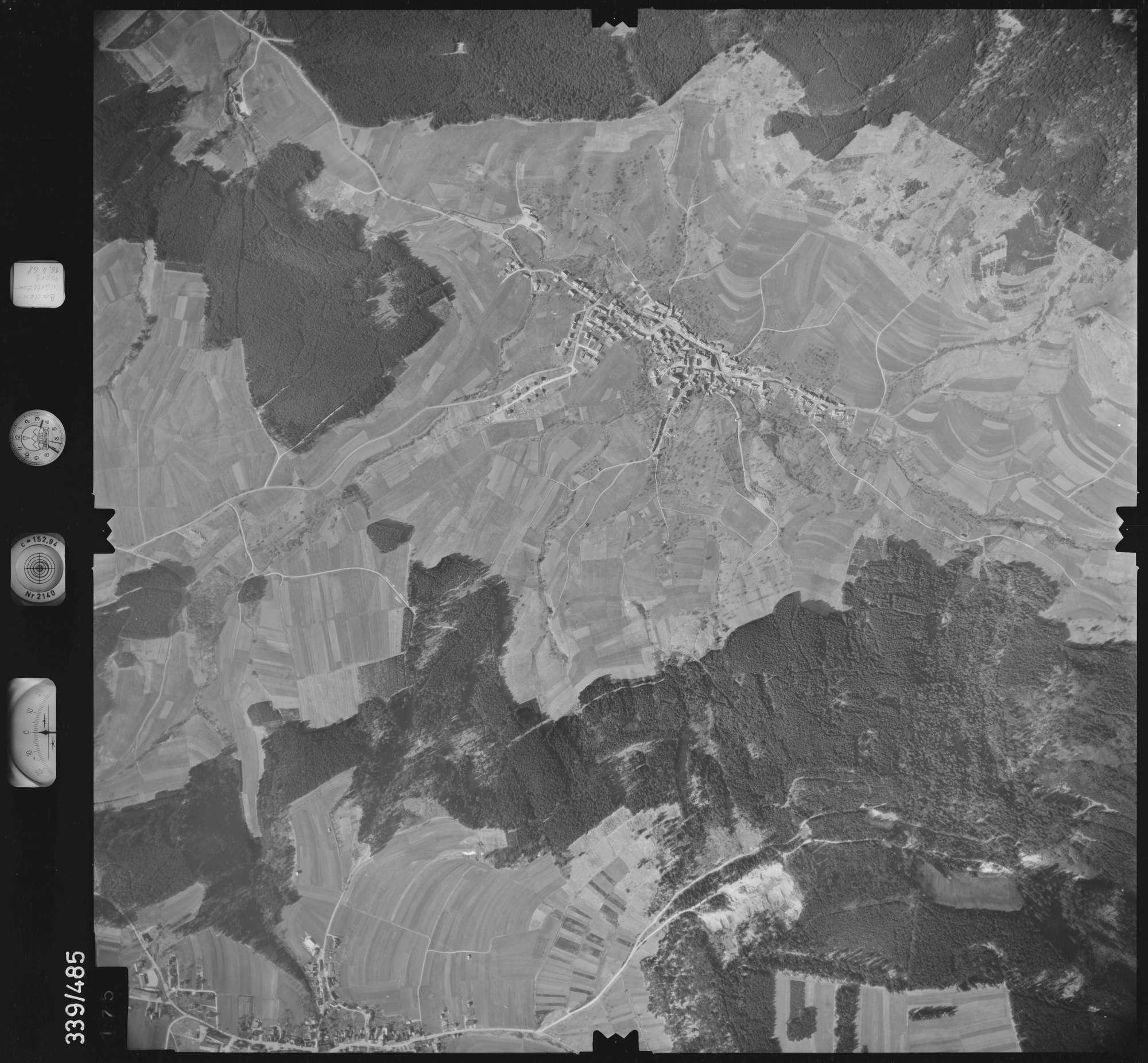 Luftbild: Film 49 Bildnr. 175, Bild 1