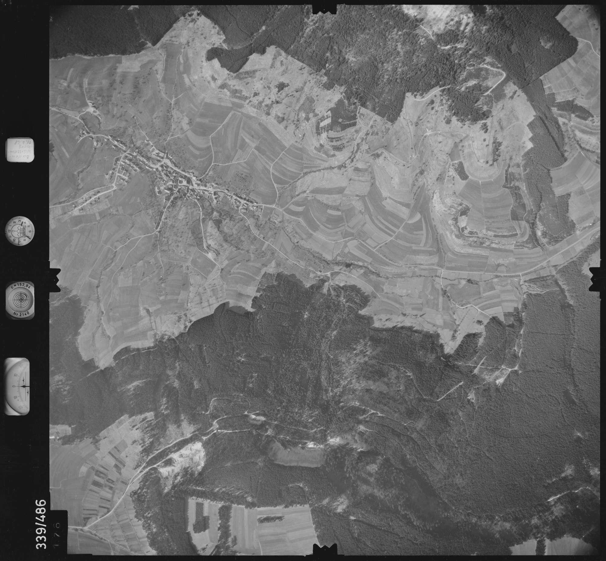 Luftbild: Film 49 Bildnr. 176, Bild 1