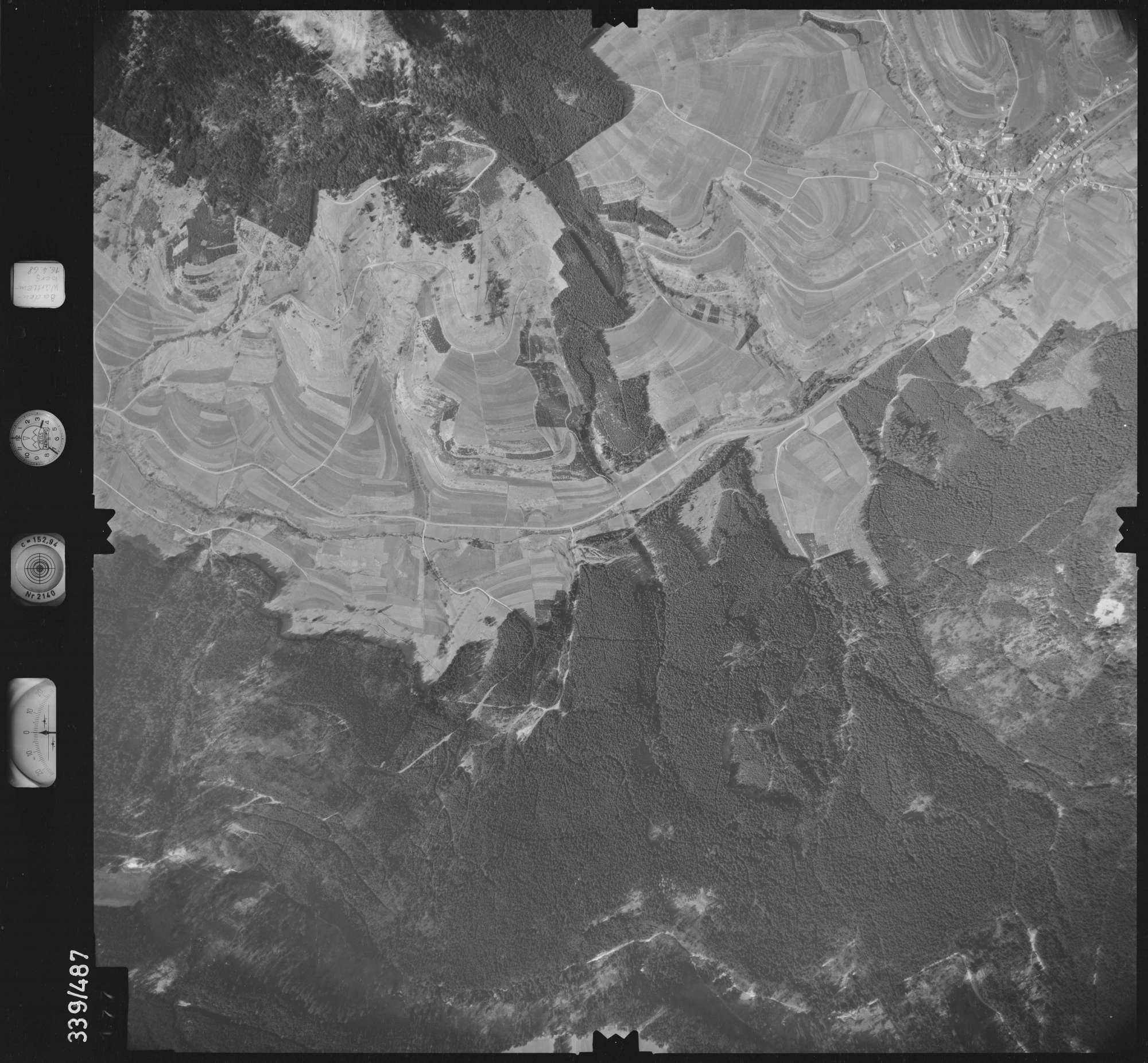 Luftbild: Film 49 Bildnr. 177, Bild 1