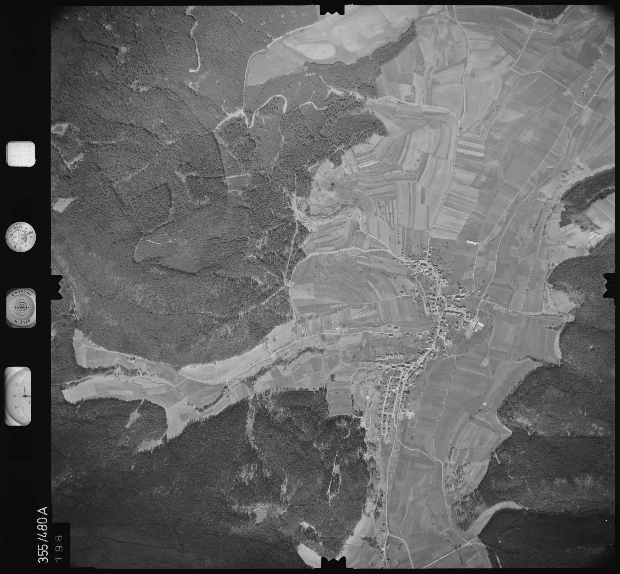 Luftbild: Film 38 Bildnr. 198, Bild 1