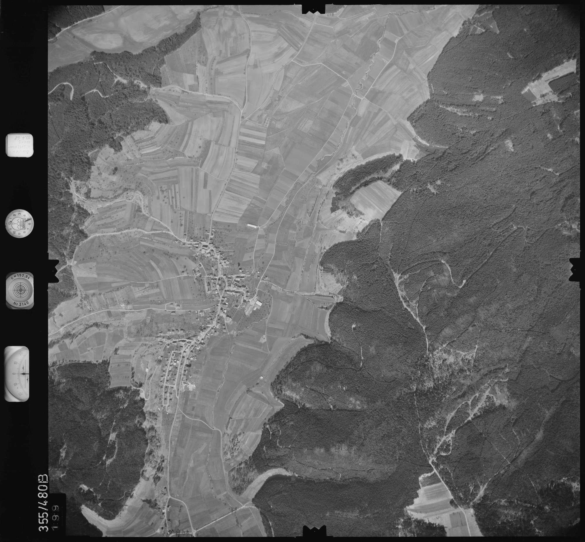 Luftbild: Film 38 Bildnr. 199, Bild 1