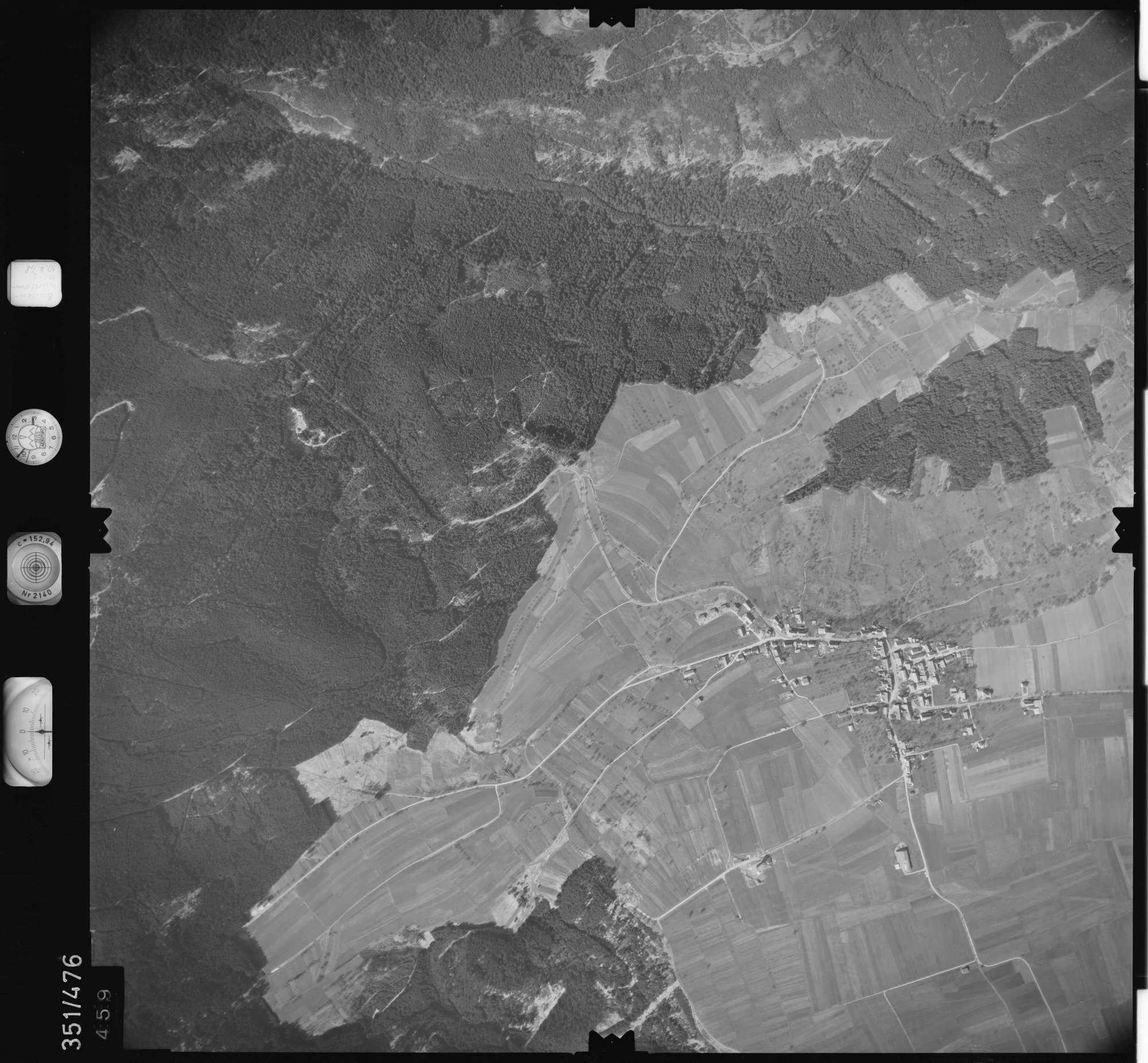 Luftbild: Film 41 Bildnr. 459, Bild 1