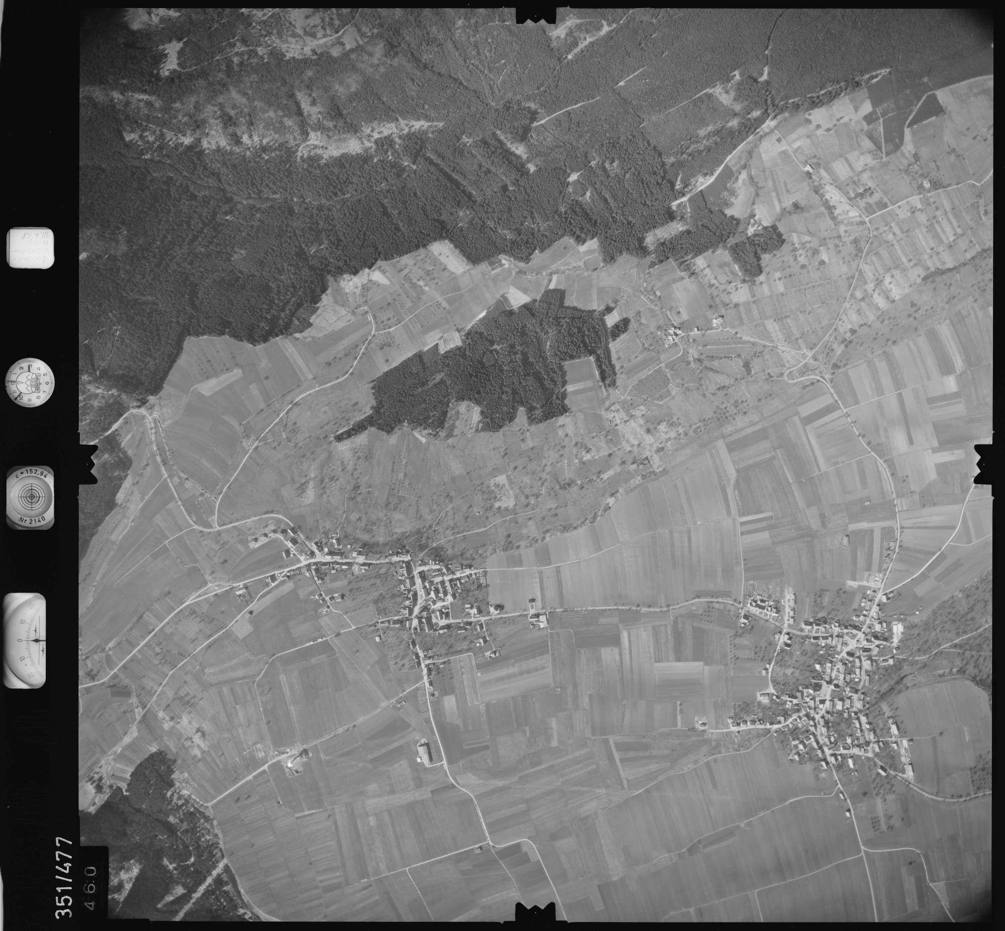 Luftbild: Film 41 Bildnr. 460, Bild 1